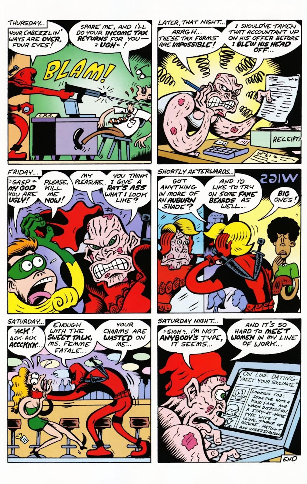 Read online Deadpool (2008) comic -  Issue #1000 - 43