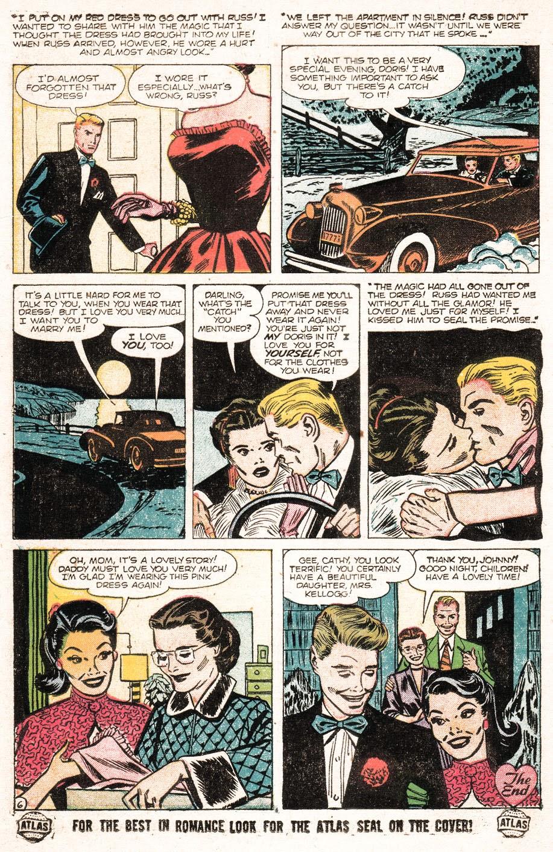 Love Romances (1949) issue 51 - Page 16