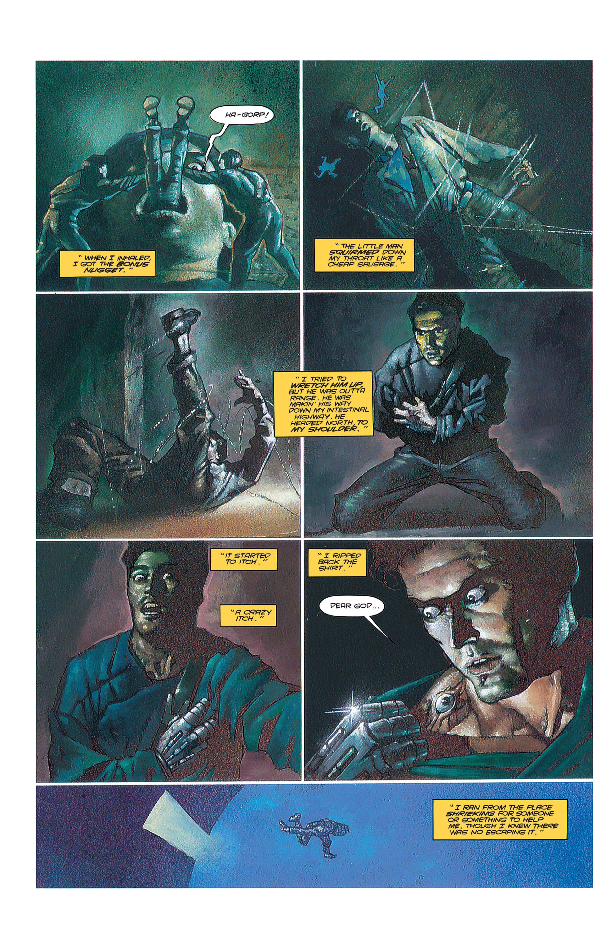 Read online Army of Darkness (1992) comic -  Issue #2 - 12