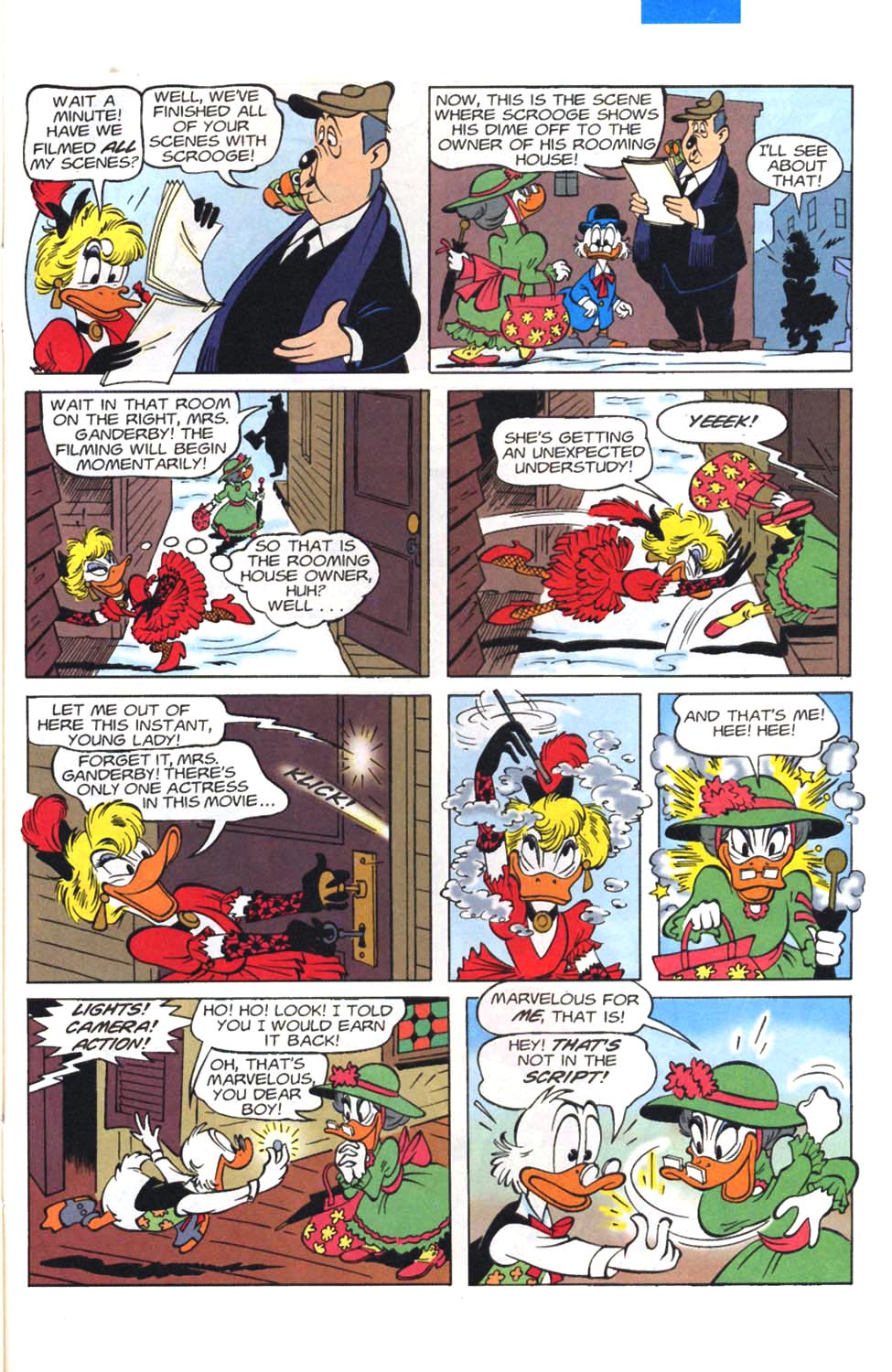 Read online Uncle Scrooge (1953) comic -  Issue #297 - 25
