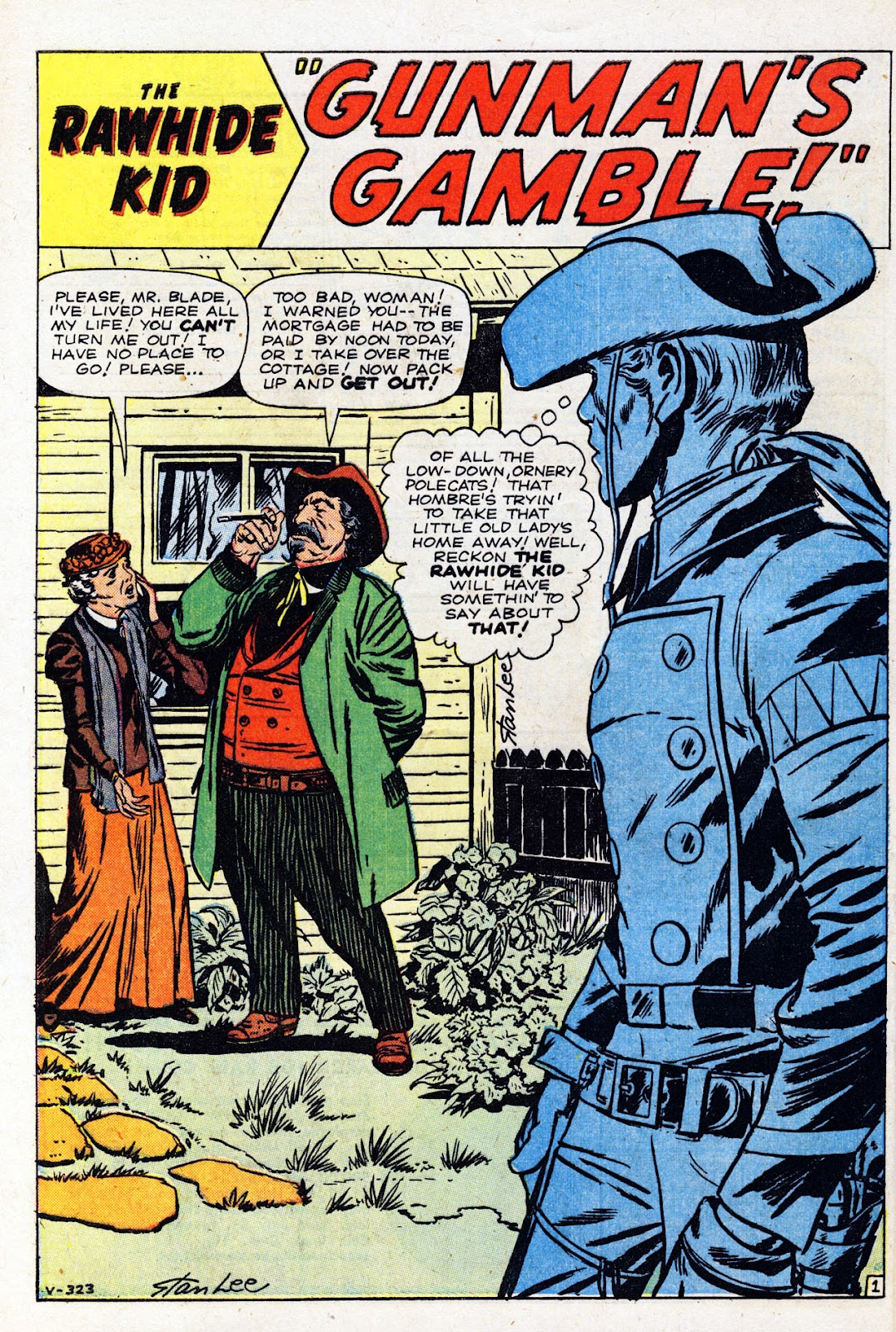 The Rawhide Kid (1955) issue 24 - Page 28