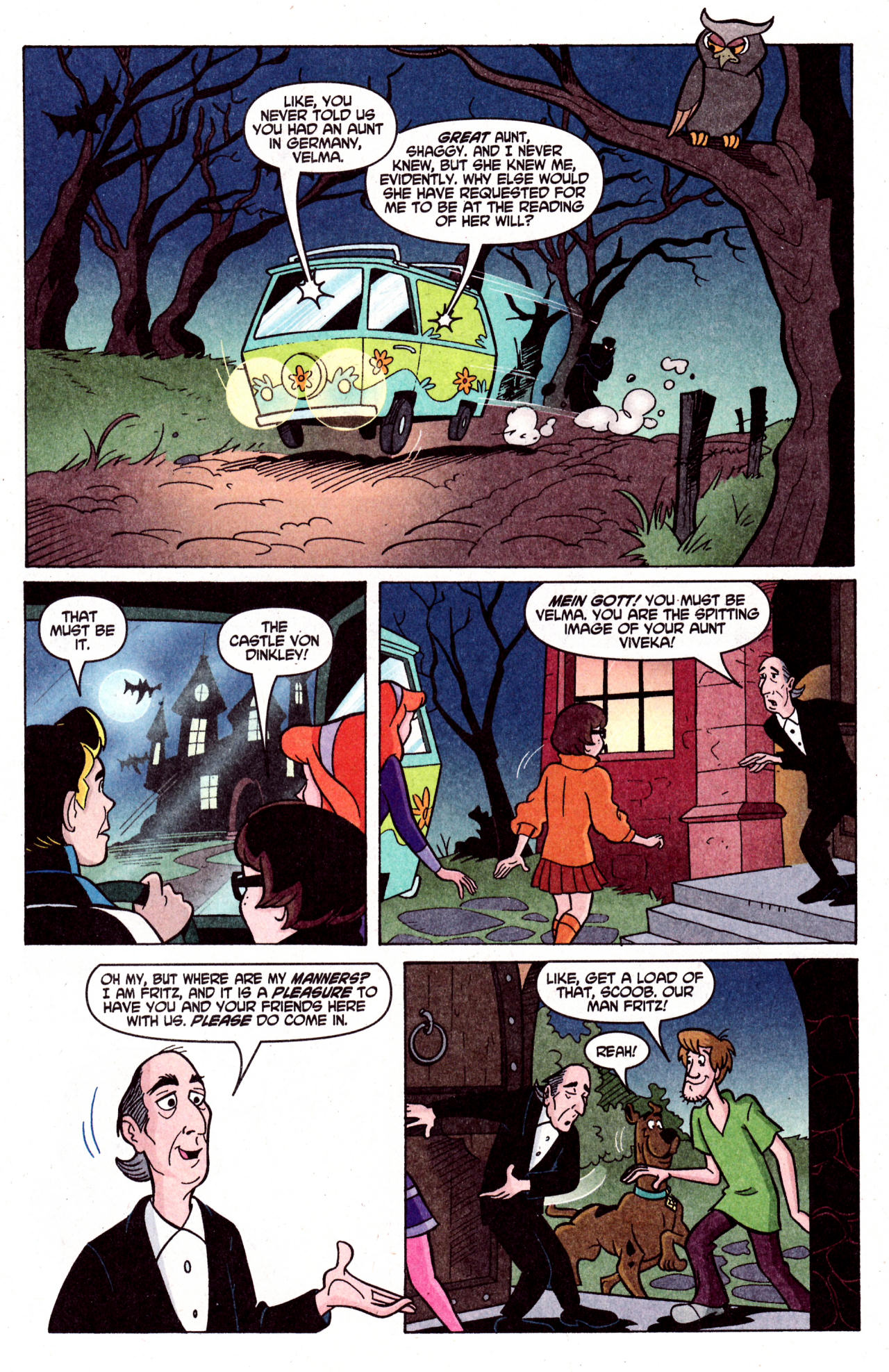 Read online Scooby-Doo (1997) comic -  Issue #127 - 2
