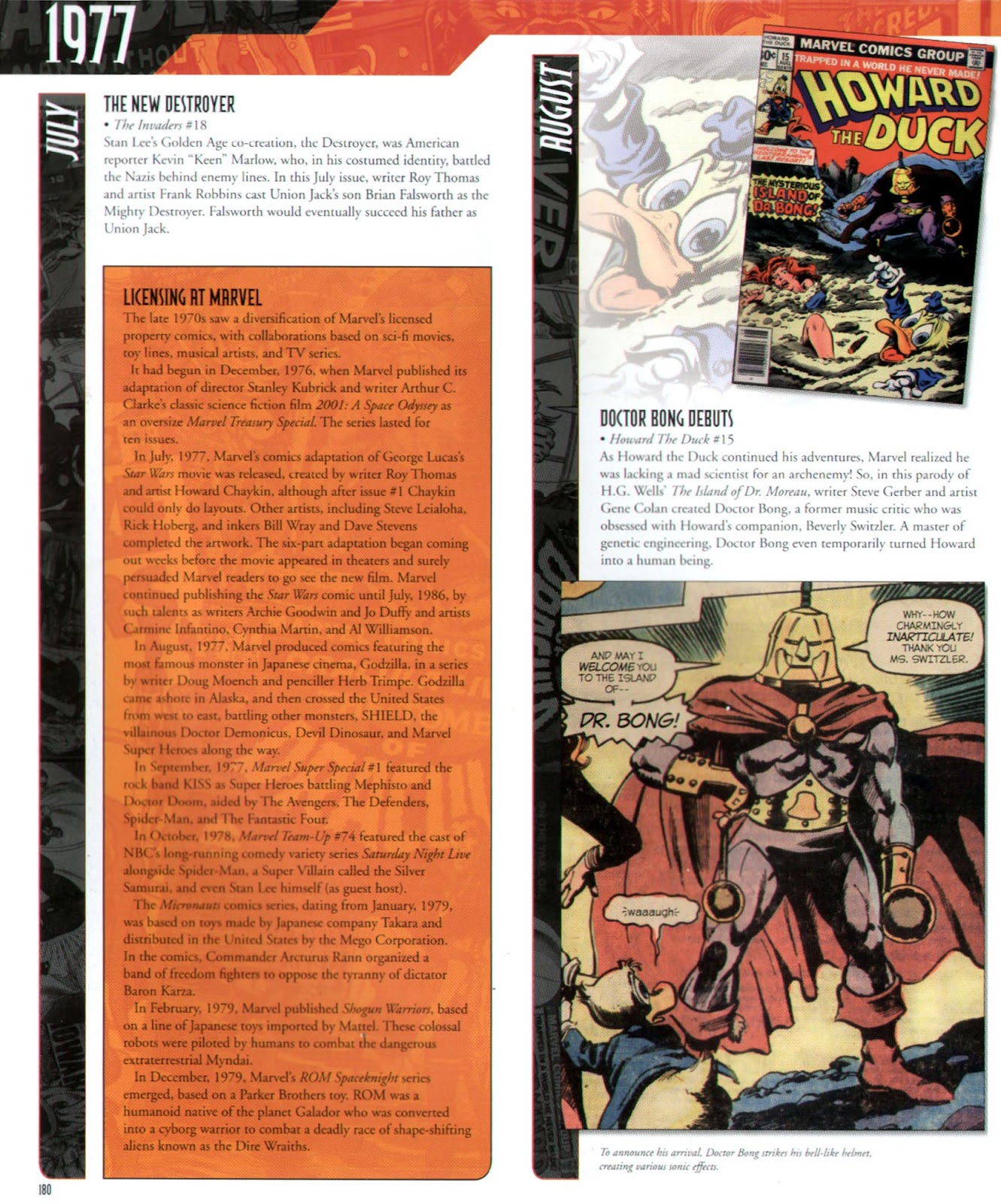 Read online Marvel Chronicle comic -  Issue # TPB (Part 2) - 70