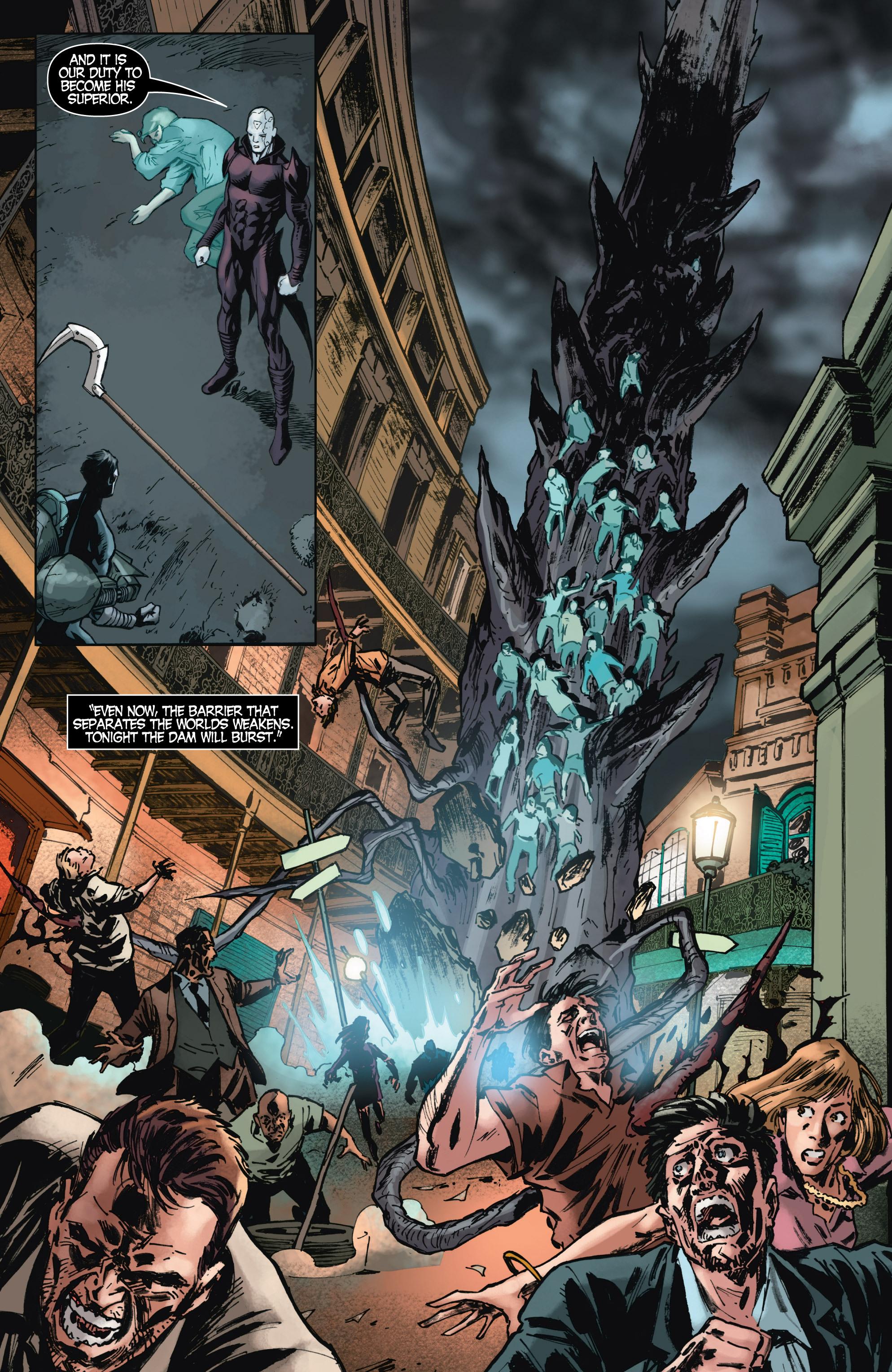 Read online Shadowman (2012) comic -  Issue #9 - 8