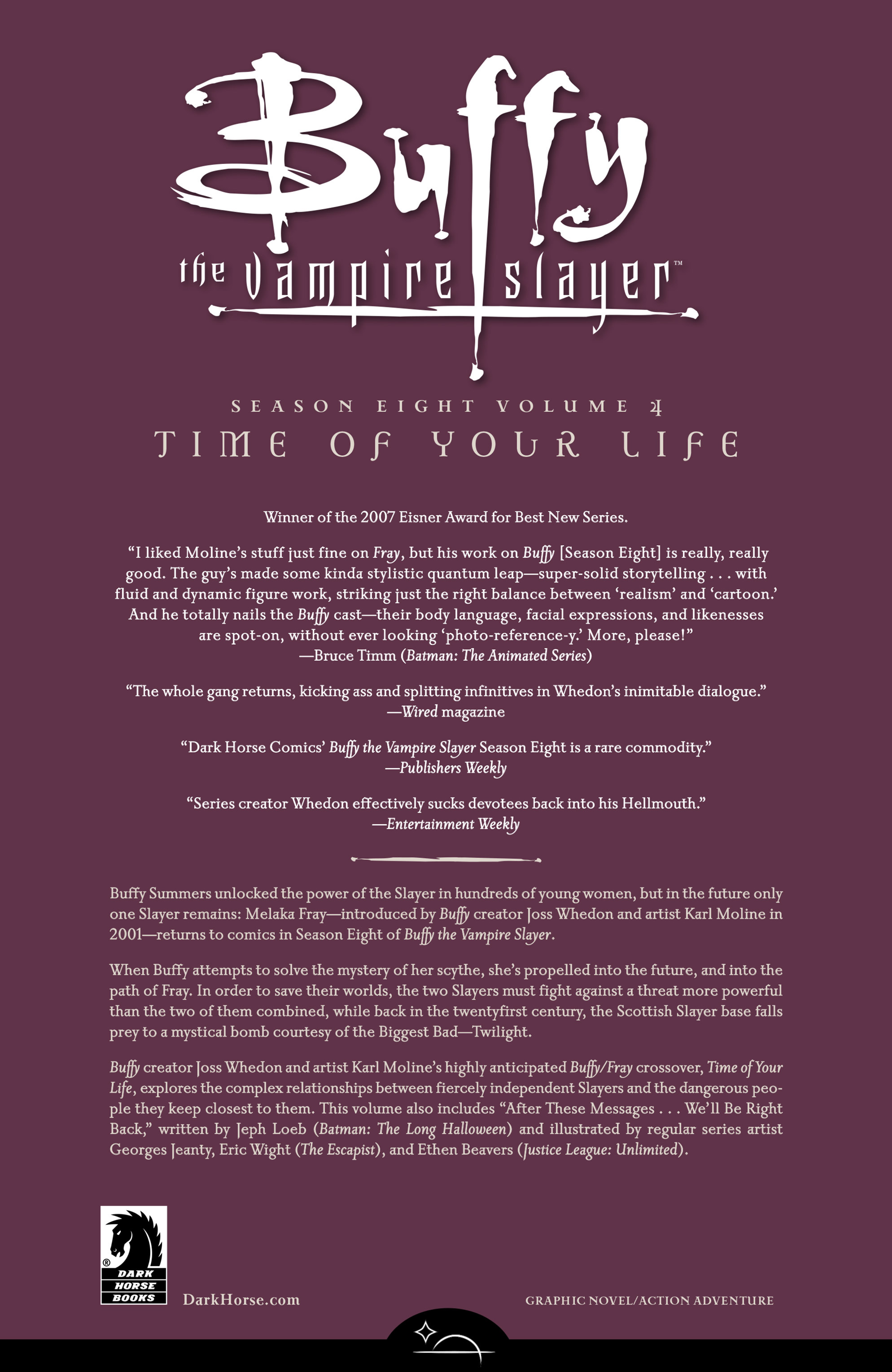 Buffy the Vampire Slayer Season Eight _TPB_4_-_Time_Of_Your_Life Page 133