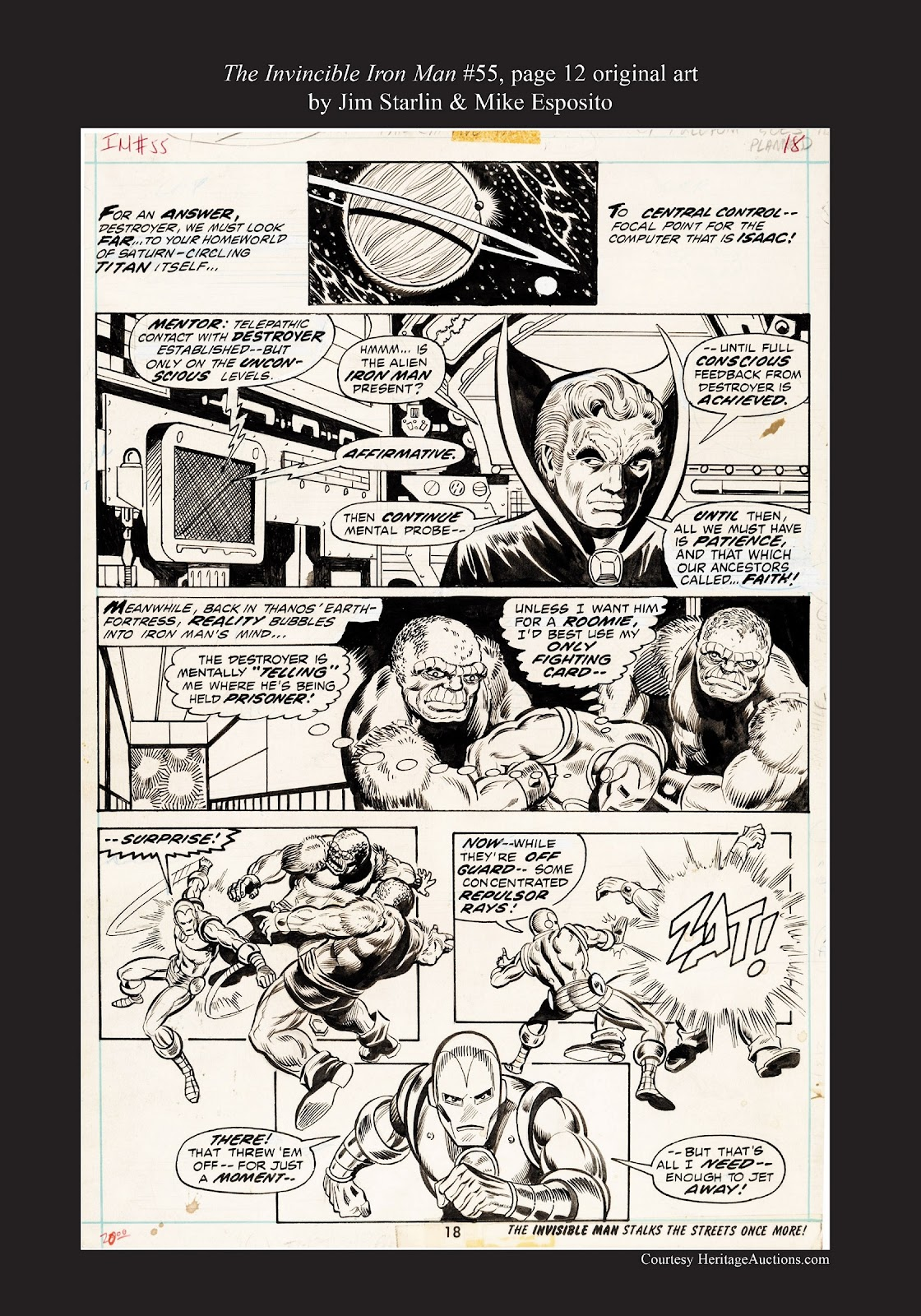 Read online Marvel Masterworks: The Invincible Iron Man comic -  Issue # TPB 9 (Part 3) - 93