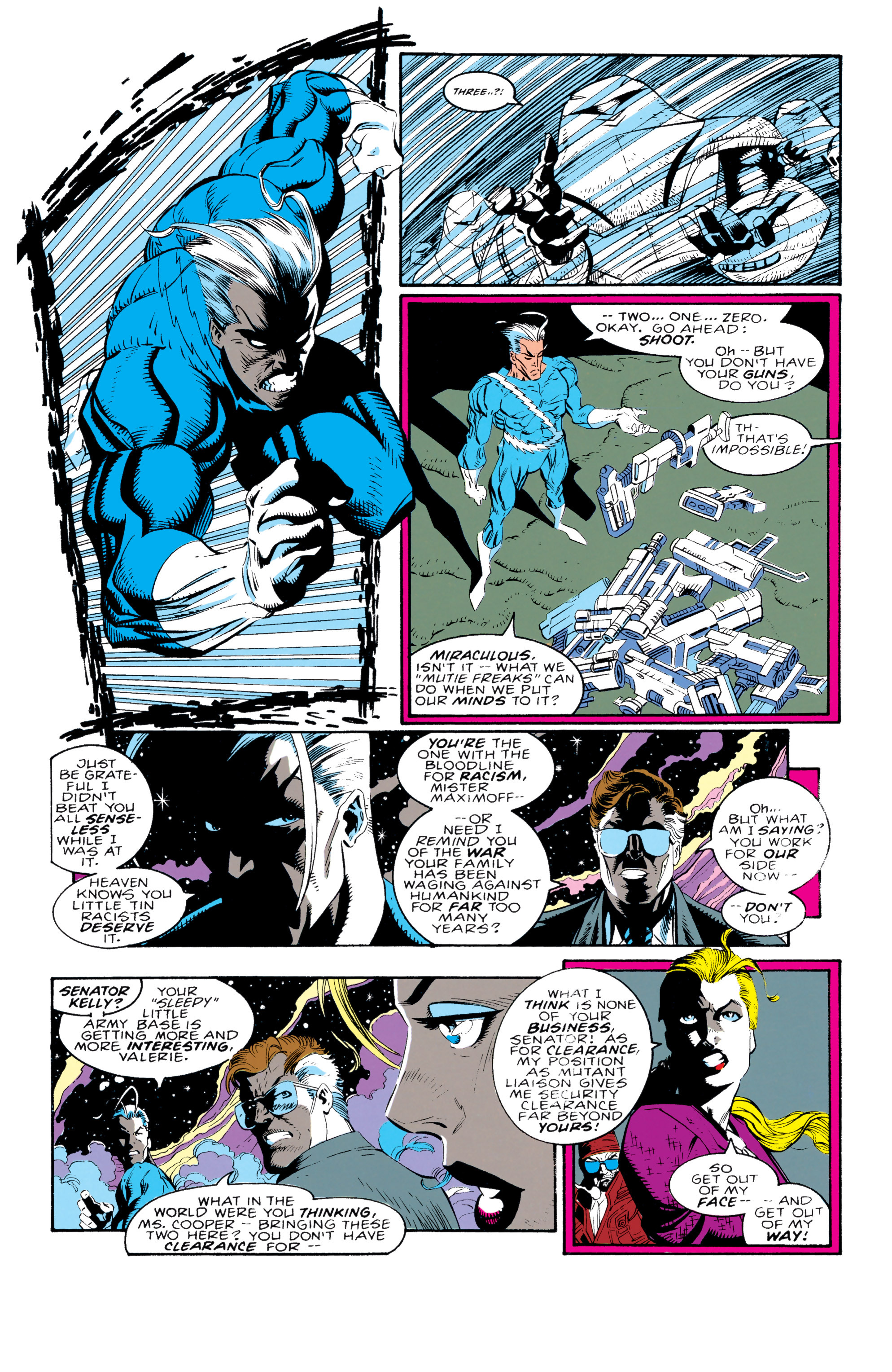 Read online X-Factor (1986) comic -  Issue #92 - 17