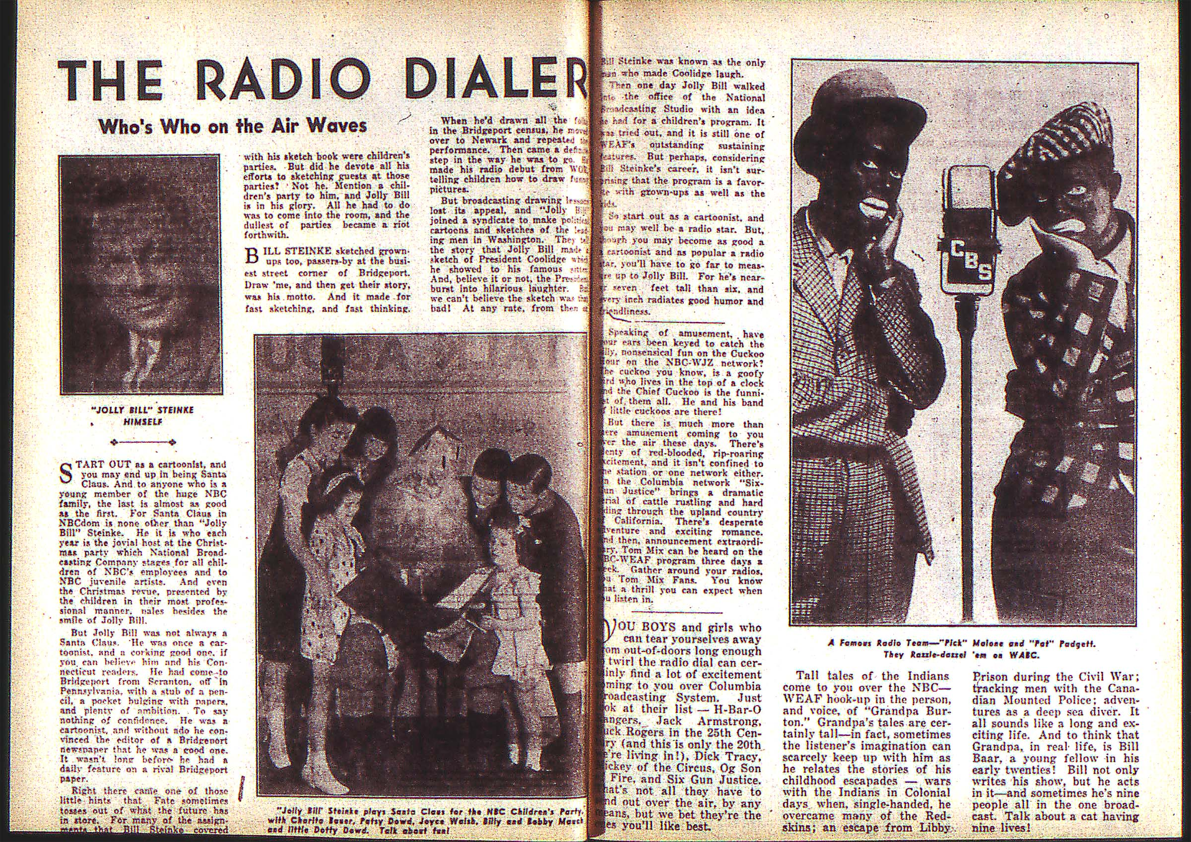 Read online Adventure Comics (1938) comic -  Issue #2 - 13