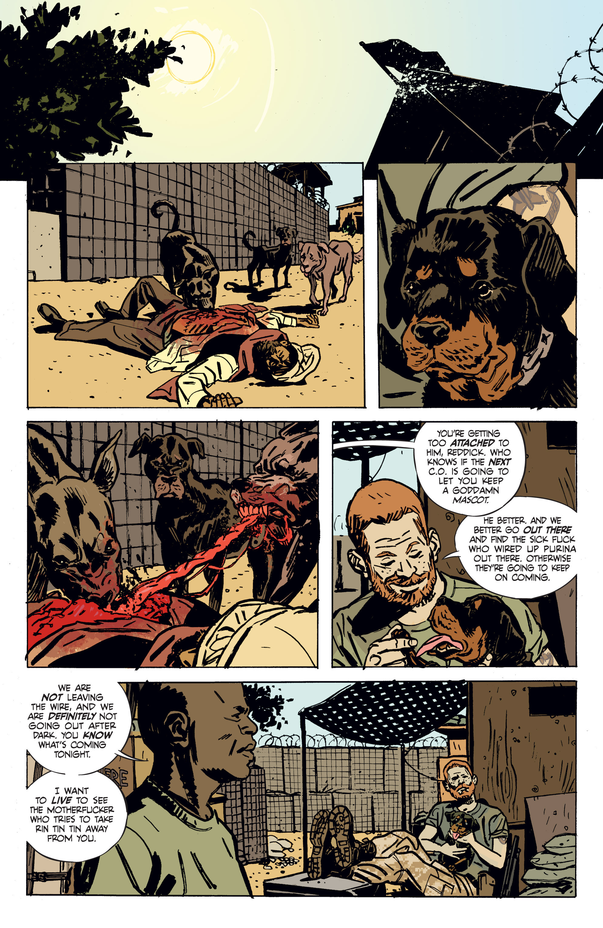 Read online Graveyard of Empires comic -  Issue # TPB - 17
