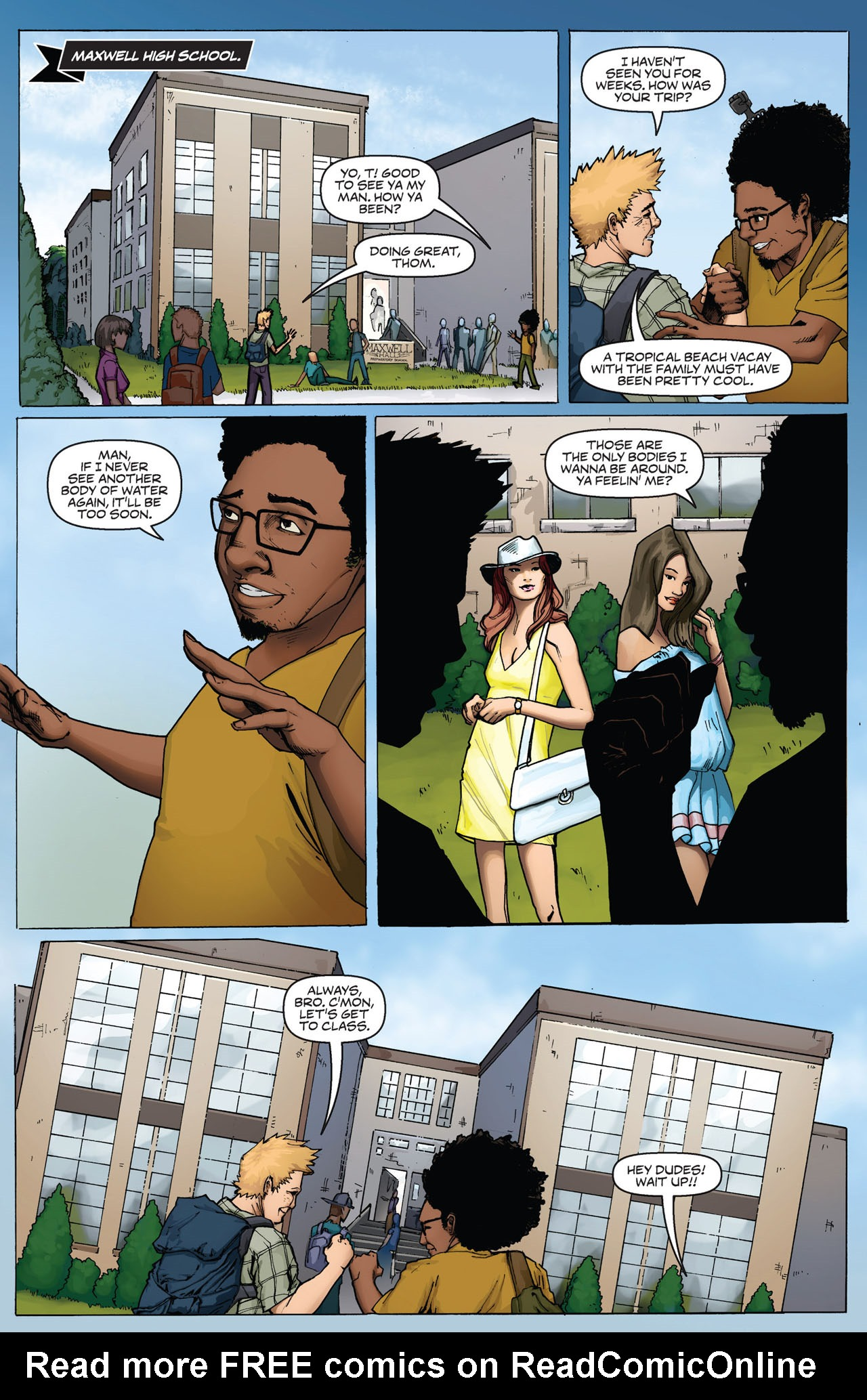 Read online Shrugged (2013) comic -  Issue #1 - 9