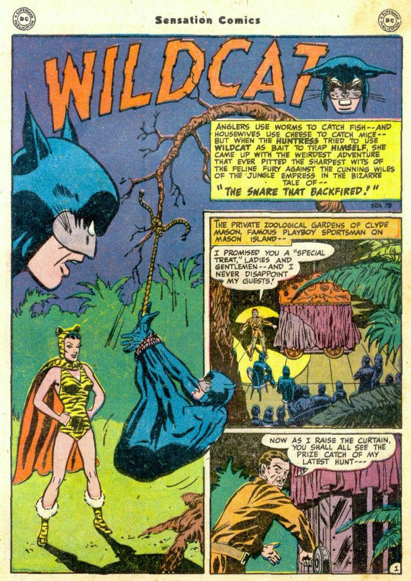 Read online Sensation (Mystery) Comics comic -  Issue #75 - 42