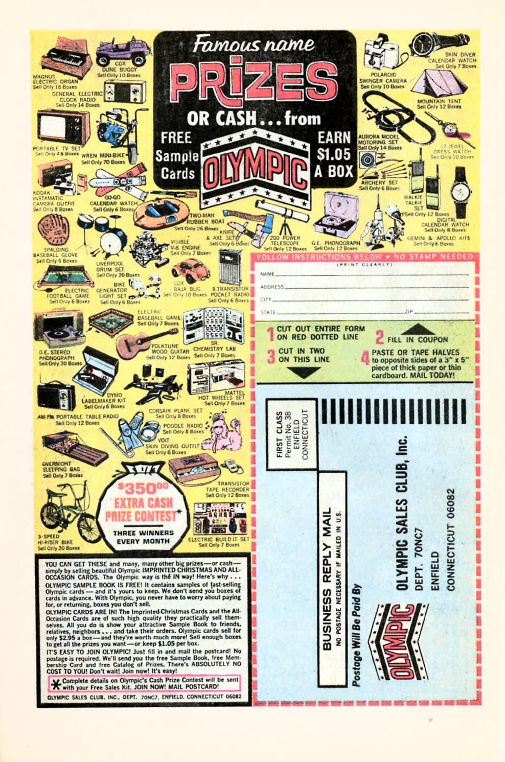 Read online Wonder Woman (1942) comic -  Issue #190 - 34
