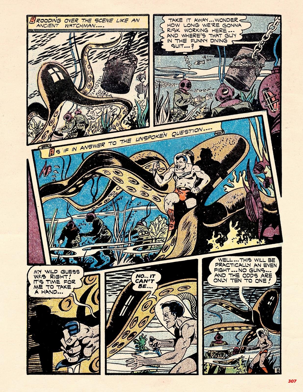 Read online Super Weird Heroes comic -  Issue # TPB 2 (Part 3) - 107