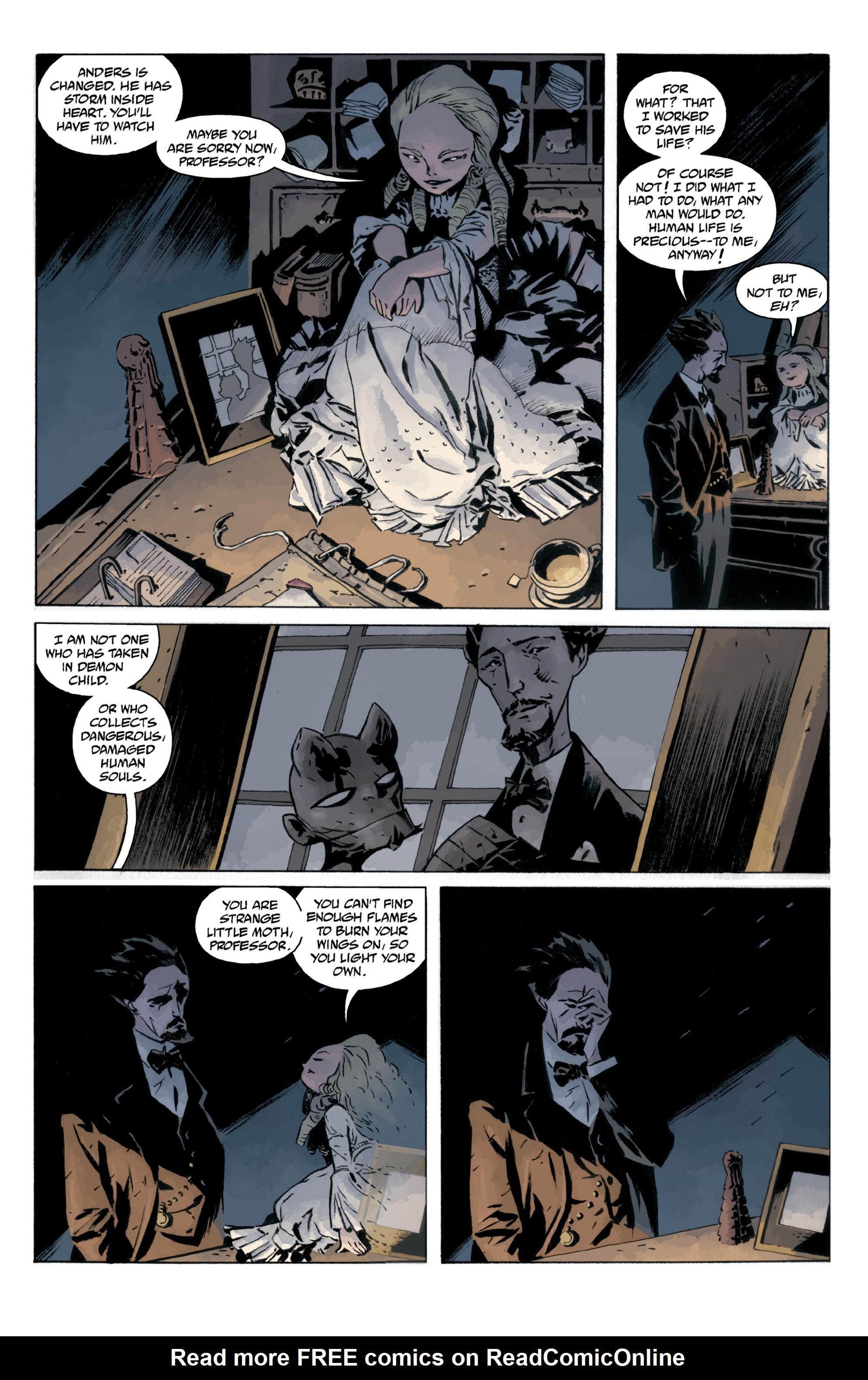 Read online B.P.R.D.: 1948 comic -  Issue # TPB - 11