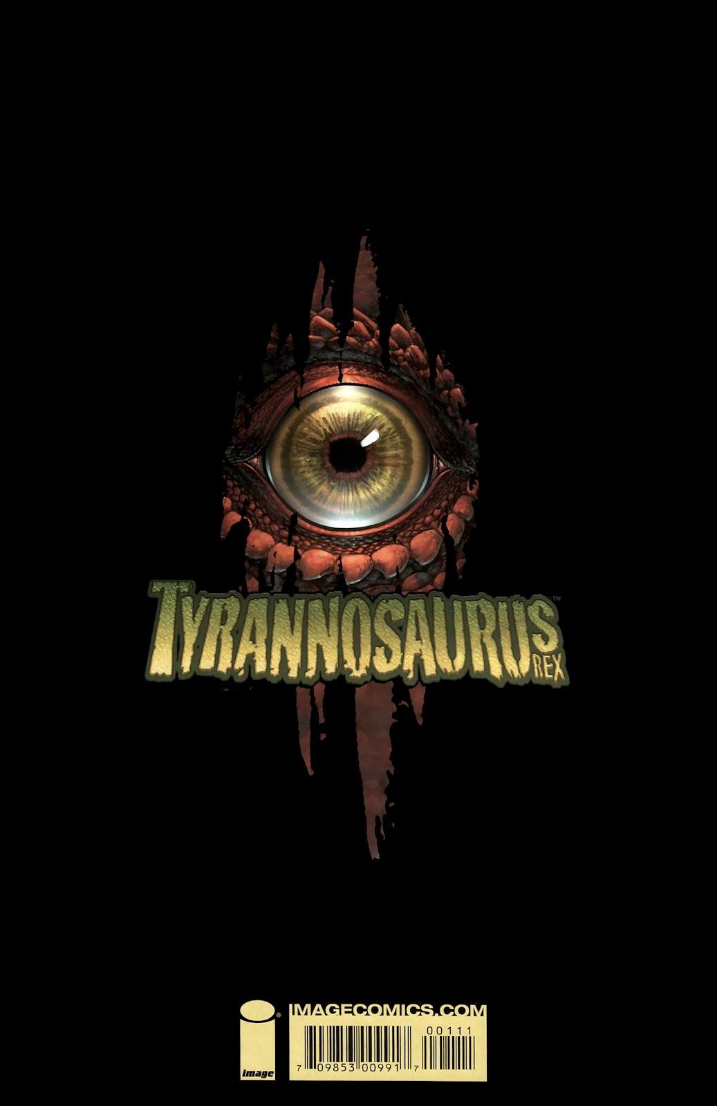 Read online Tyrannosaurus Rex comic -  Issue # Full - 27
