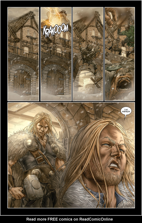 Read online Astonishing Thor comic -  Issue #1 - 13
