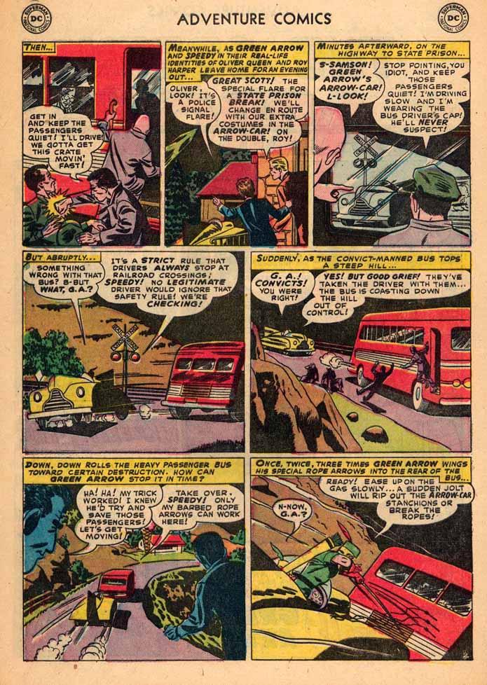 Read online Adventure Comics (1938) comic -  Issue #187 - 36