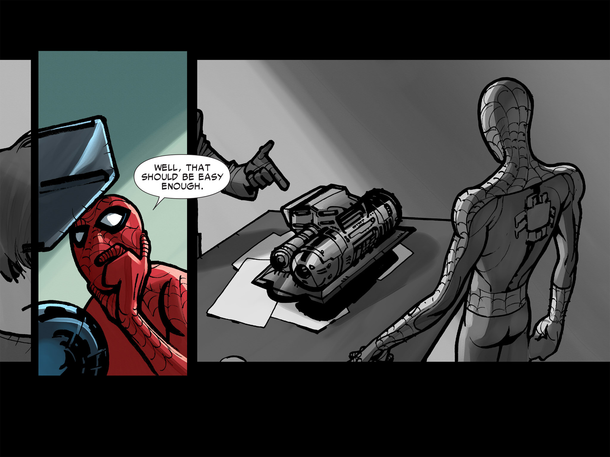 Read online Amazing Spider-Man: Who Am I? comic -  Issue # Full (Part 2) - 13