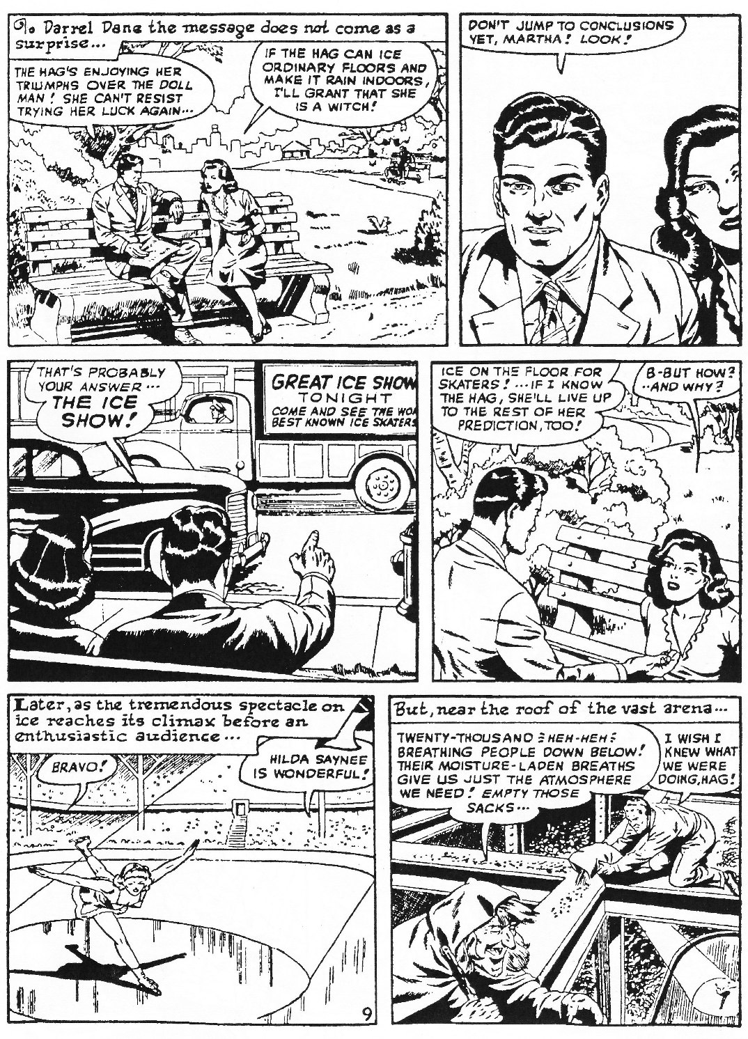 Read online Men of Mystery Comics comic -  Issue #72 - 23