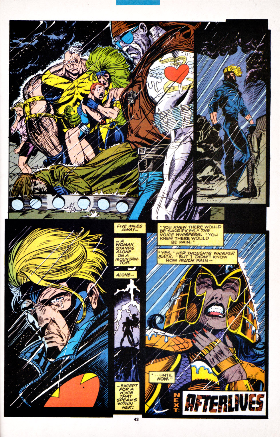 Read online X-Factor (1986) comic -  Issue #100 - 36