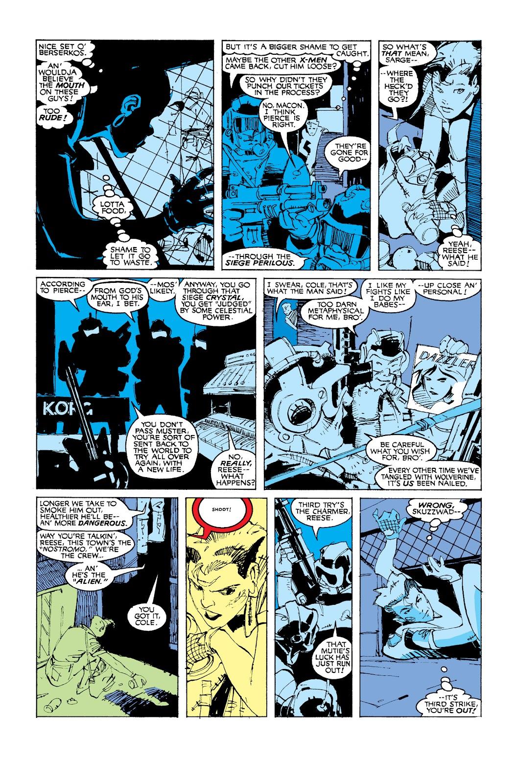 Uncanny X-Men (1963) issue 252 - Page 6