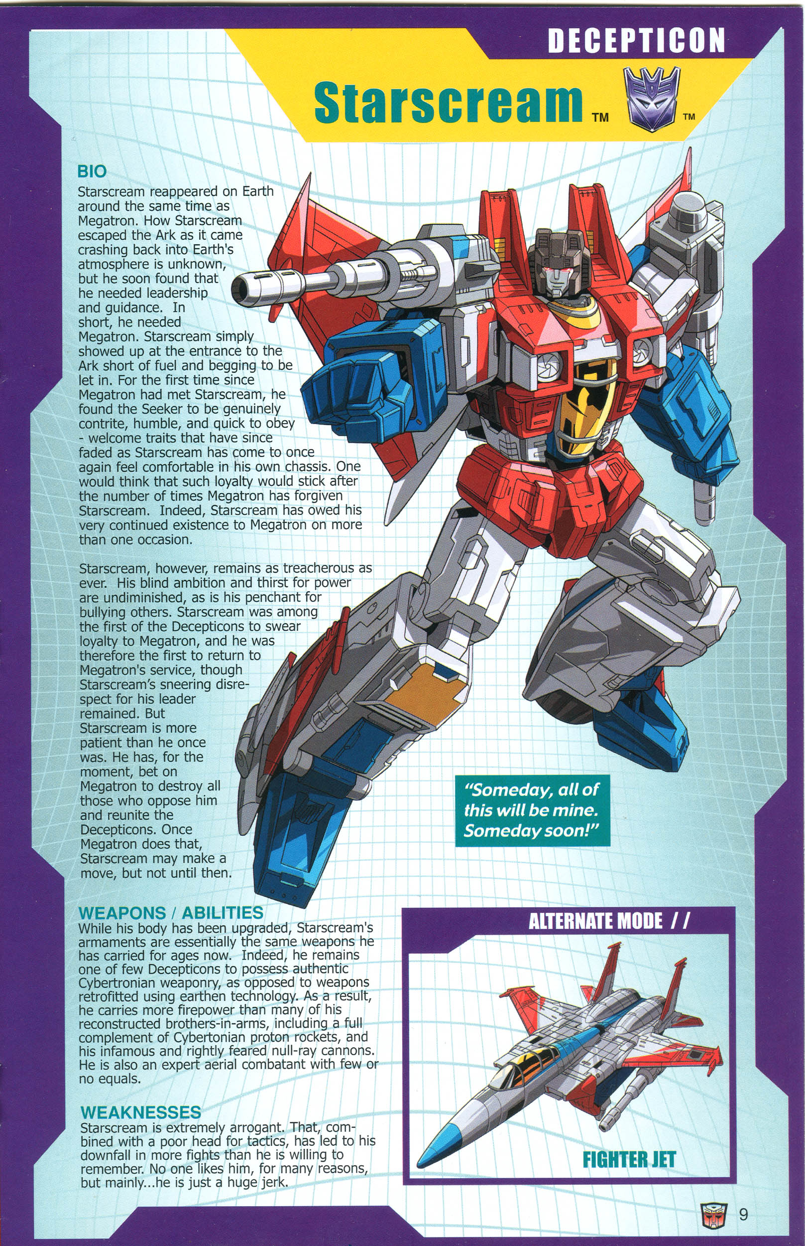 Read online Transformers: Collectors' Club comic -  Issue #18 - 9