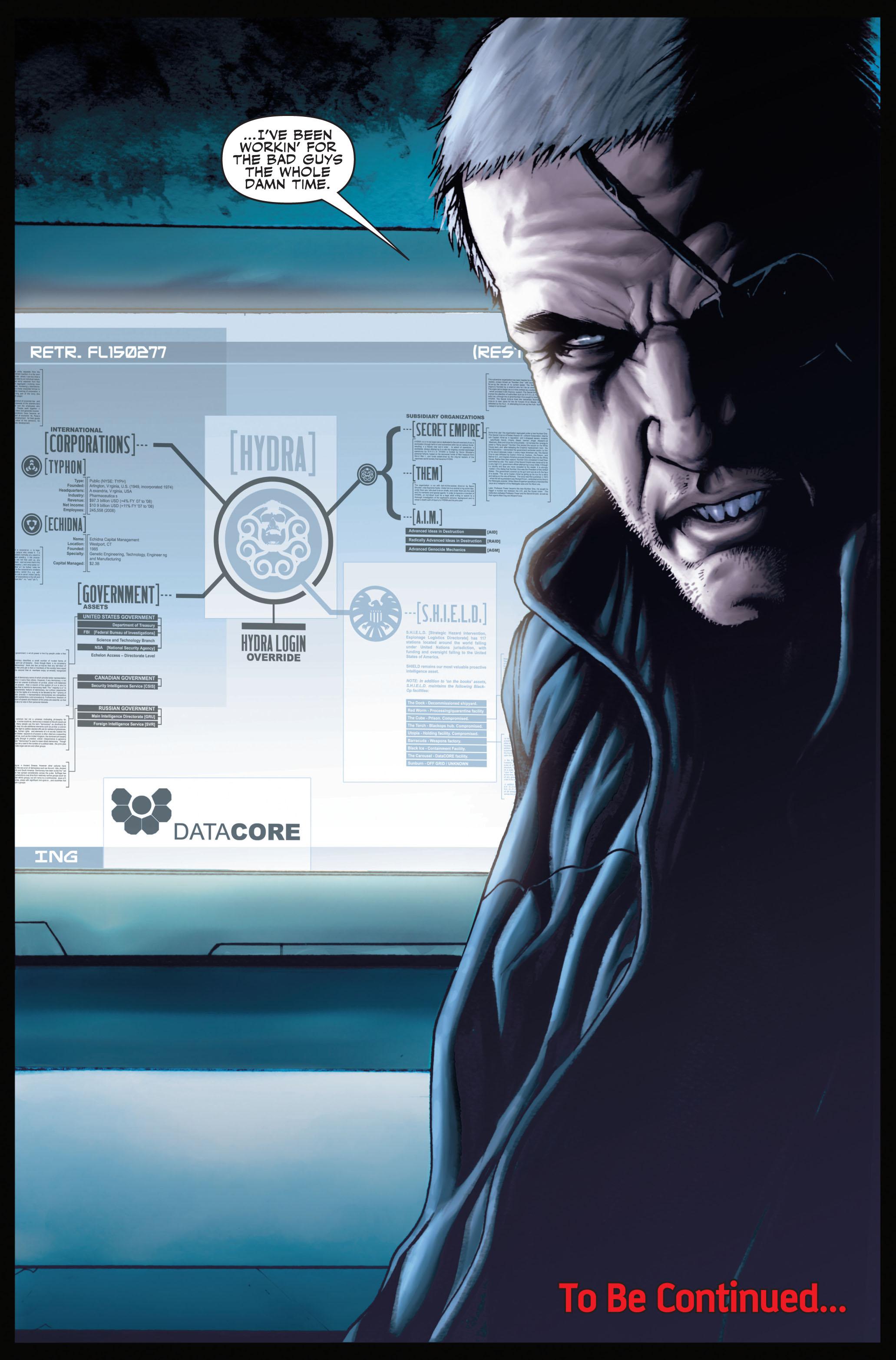 Read online Secret Warriors comic -  Issue #1 - 25