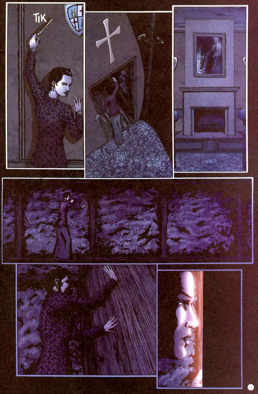 Read online Rex Mundi comic -  Issue #9 - 23