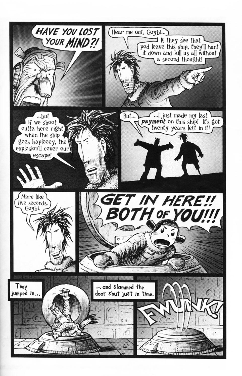 Read online Akiko comic -  Issue #Akiko _TPB 2 - 118