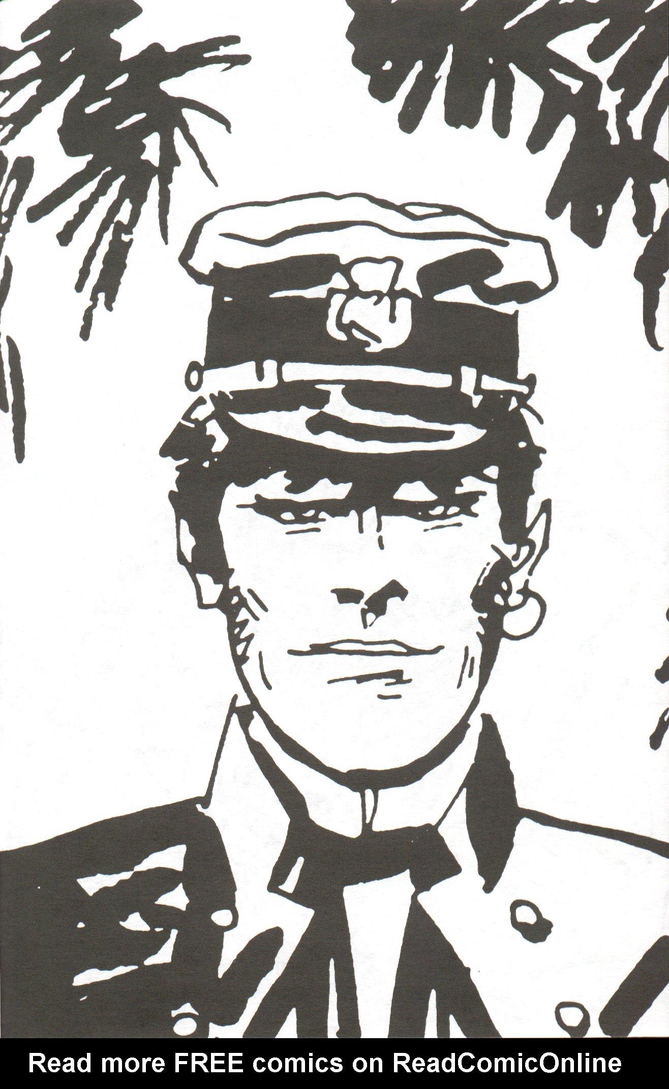 Read online Corto Maltese: Ballad of the Salt Sea comic -  Issue #6 - 25