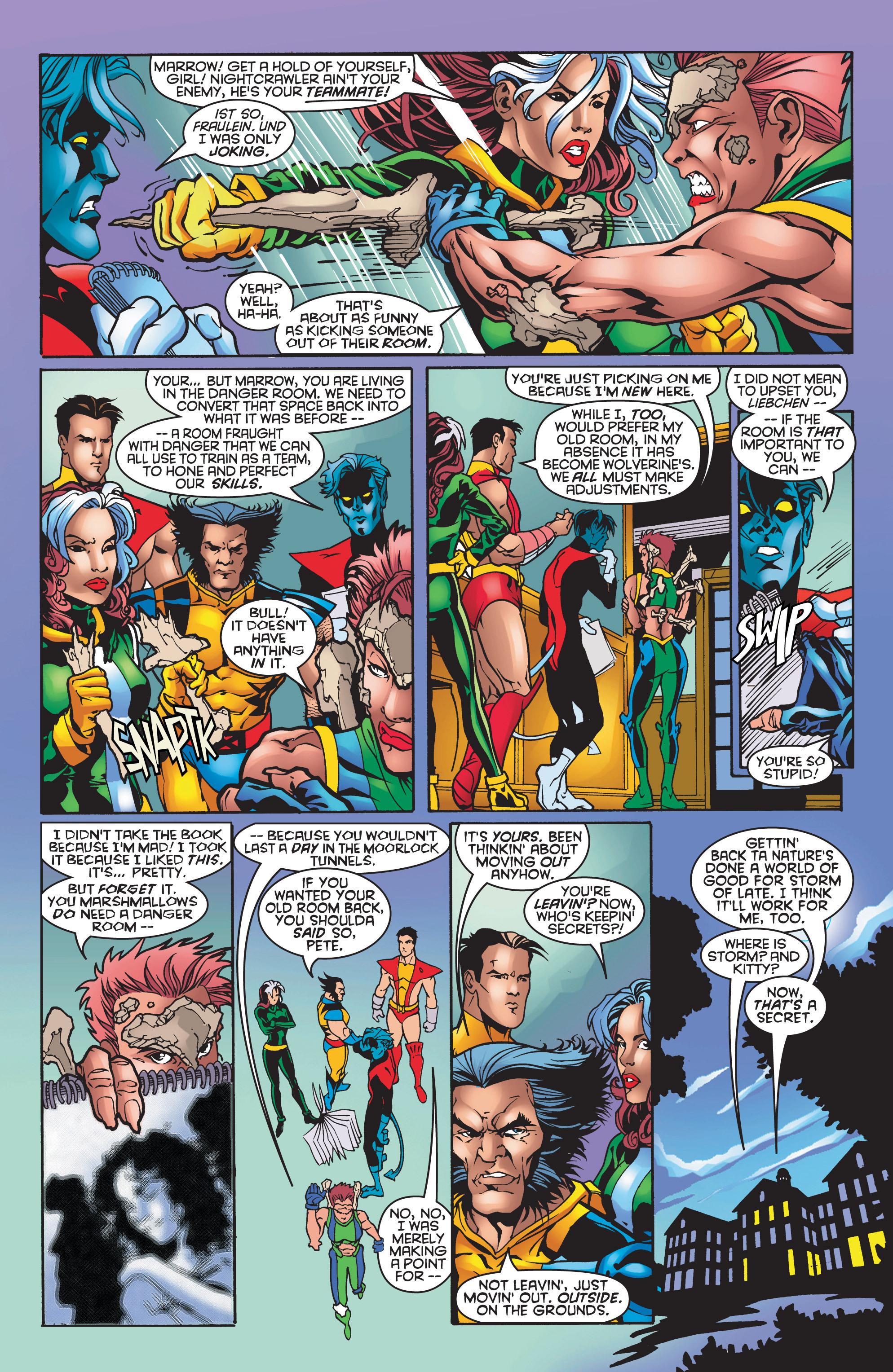 Read online Uncanny X-Men (1963) comic -  Issue #361 - 8