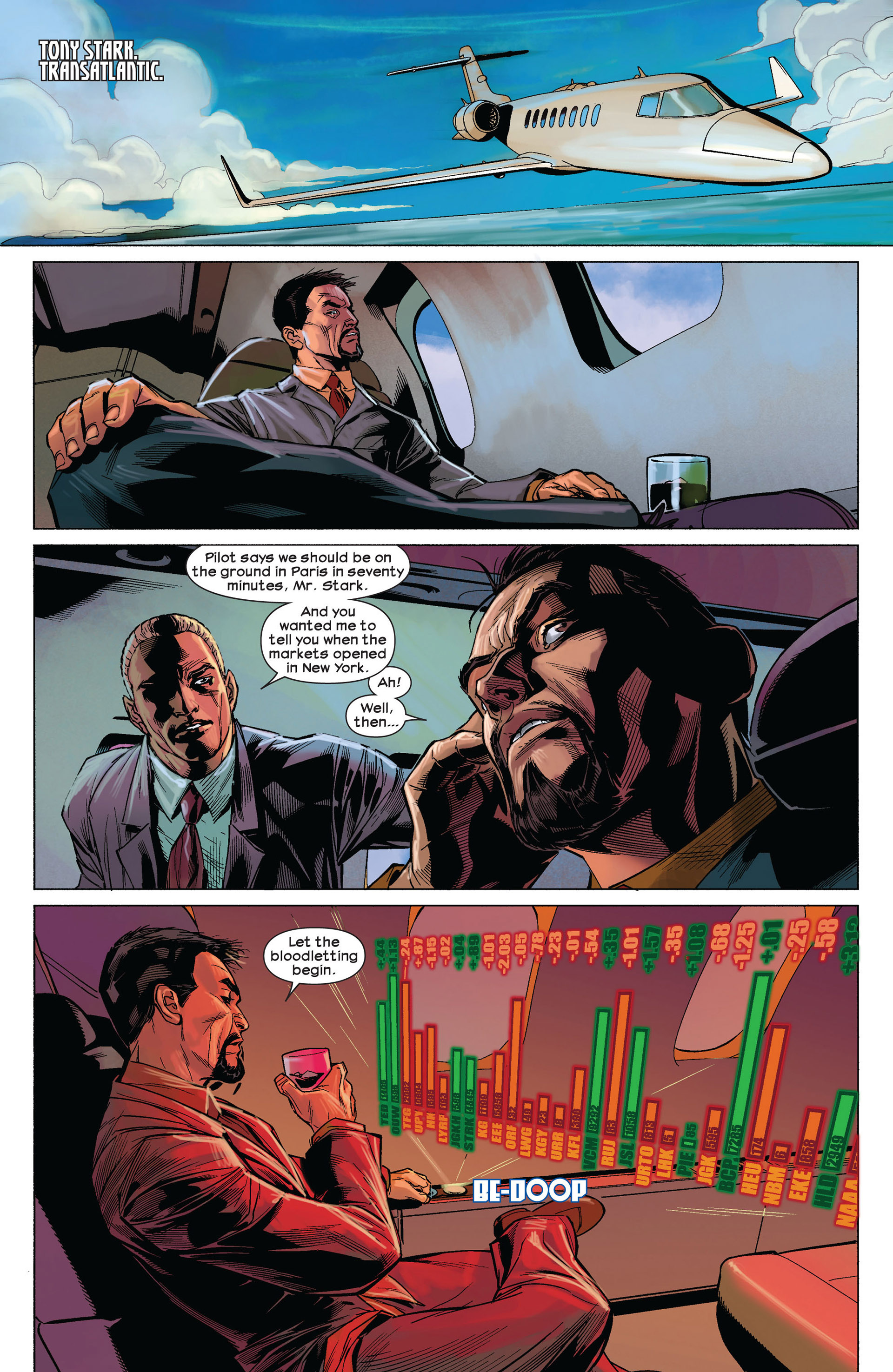 Read online Ultimate Comics Ultimates comic -  Issue #5 - 6