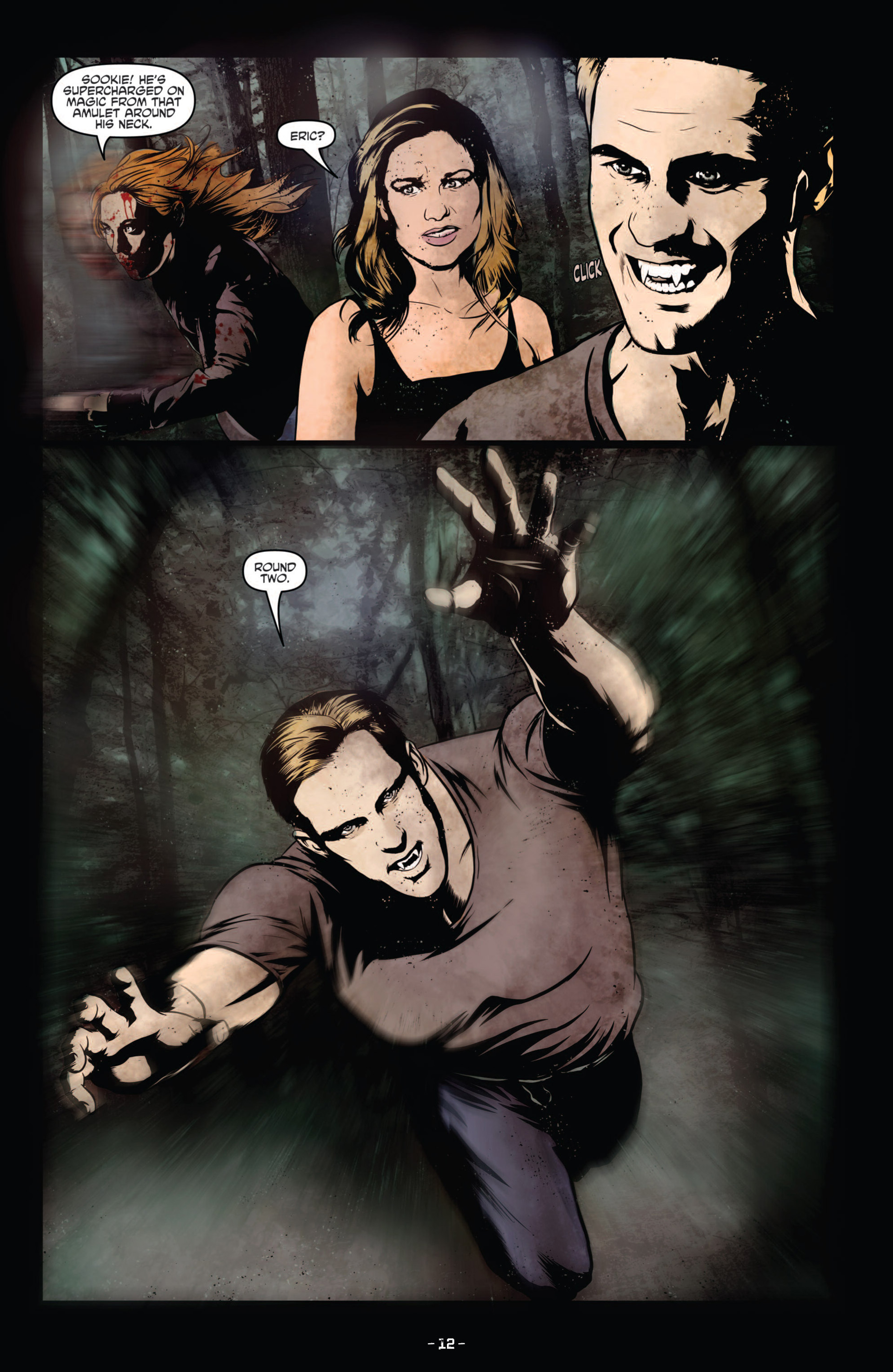 Read online True Blood (2012) comic -  Issue #9 - 14