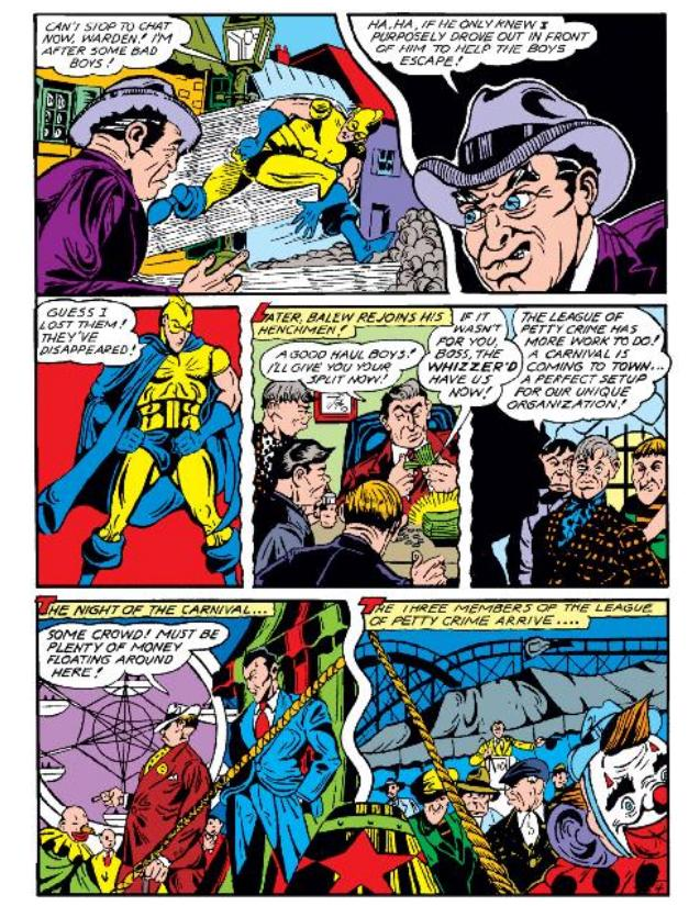 Read online All-Winners Comics comic -  Issue #5 - 34