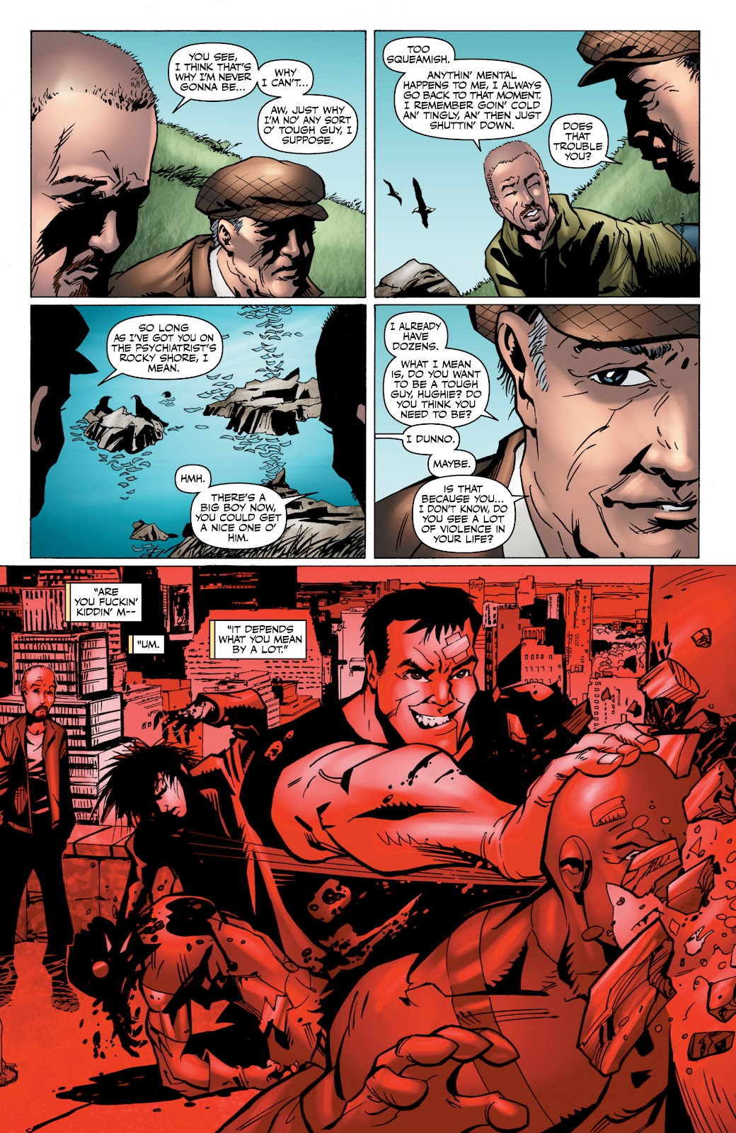Read online The Boys Omnibus comic -  Issue # TPB 4 (Part 3) - 66