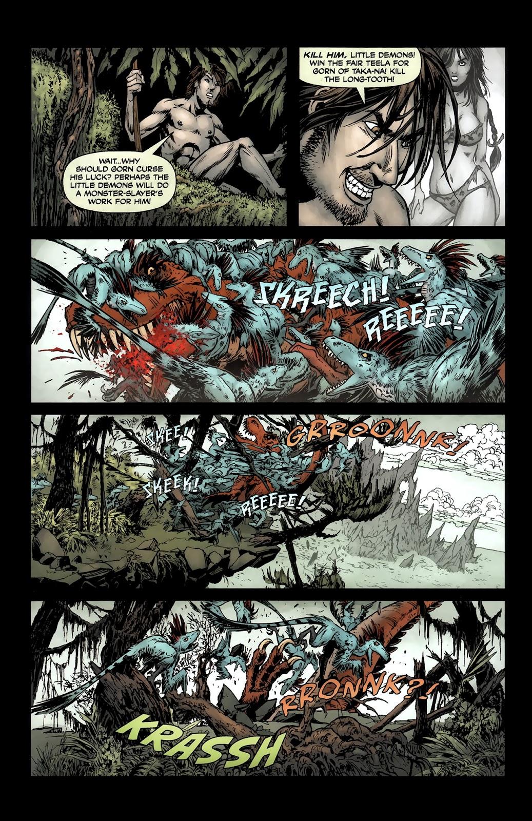Read online Tyrannosaurus Rex comic -  Issue # Full - 19