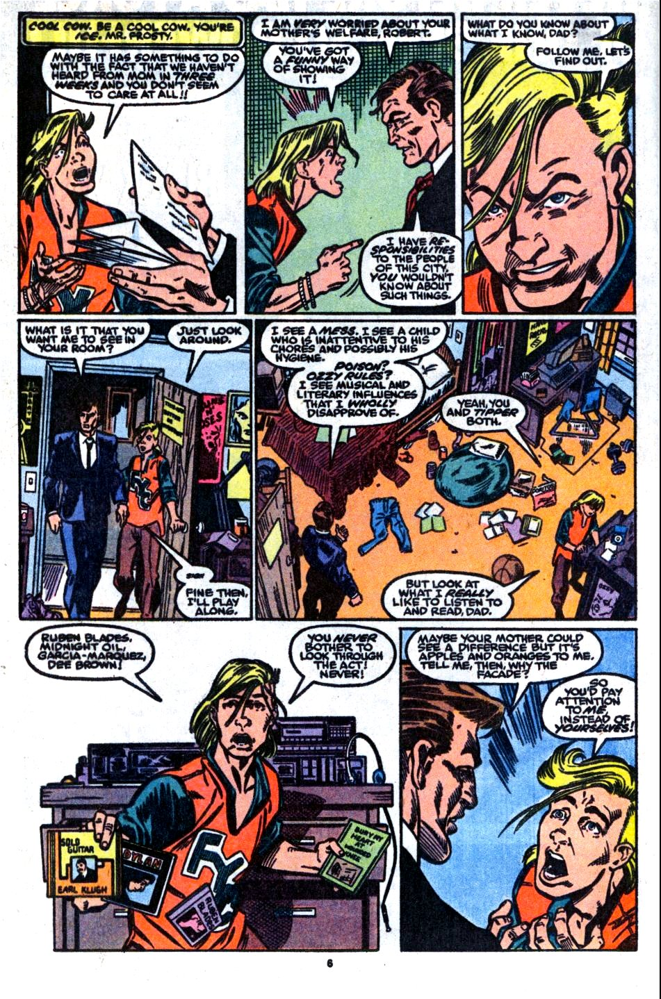 The New Warriors Issue #7 #11 - English 6
