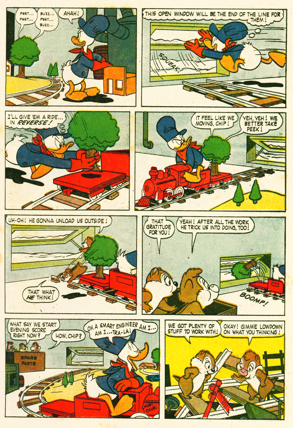 Walt Disneys Chip N Dale issue 20 - Page 7