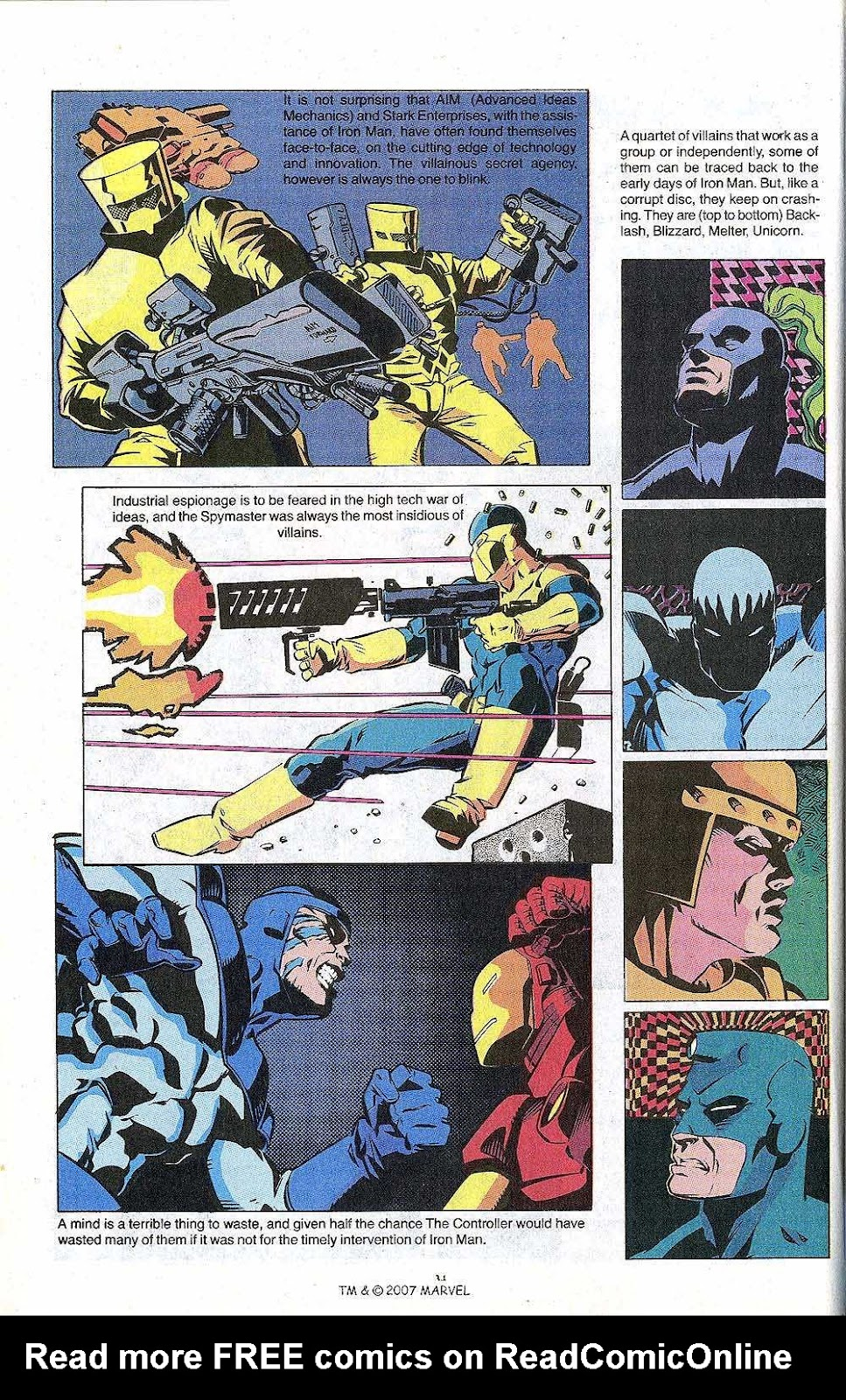 Iron Man Annual issue 13 - Page 36