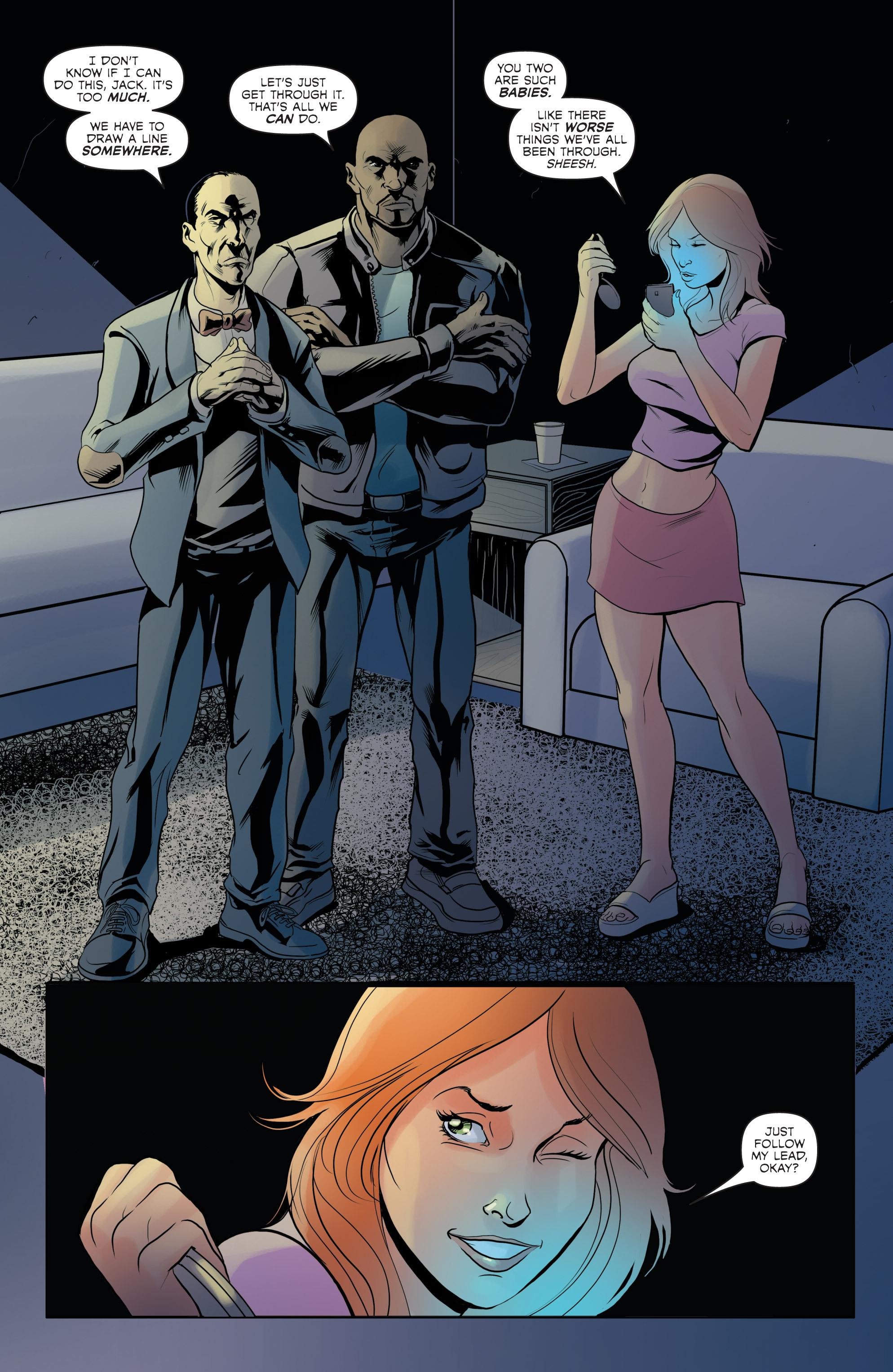 Read online Hoax Hunters (2012) comic -  Issue # TPB 2 - 11