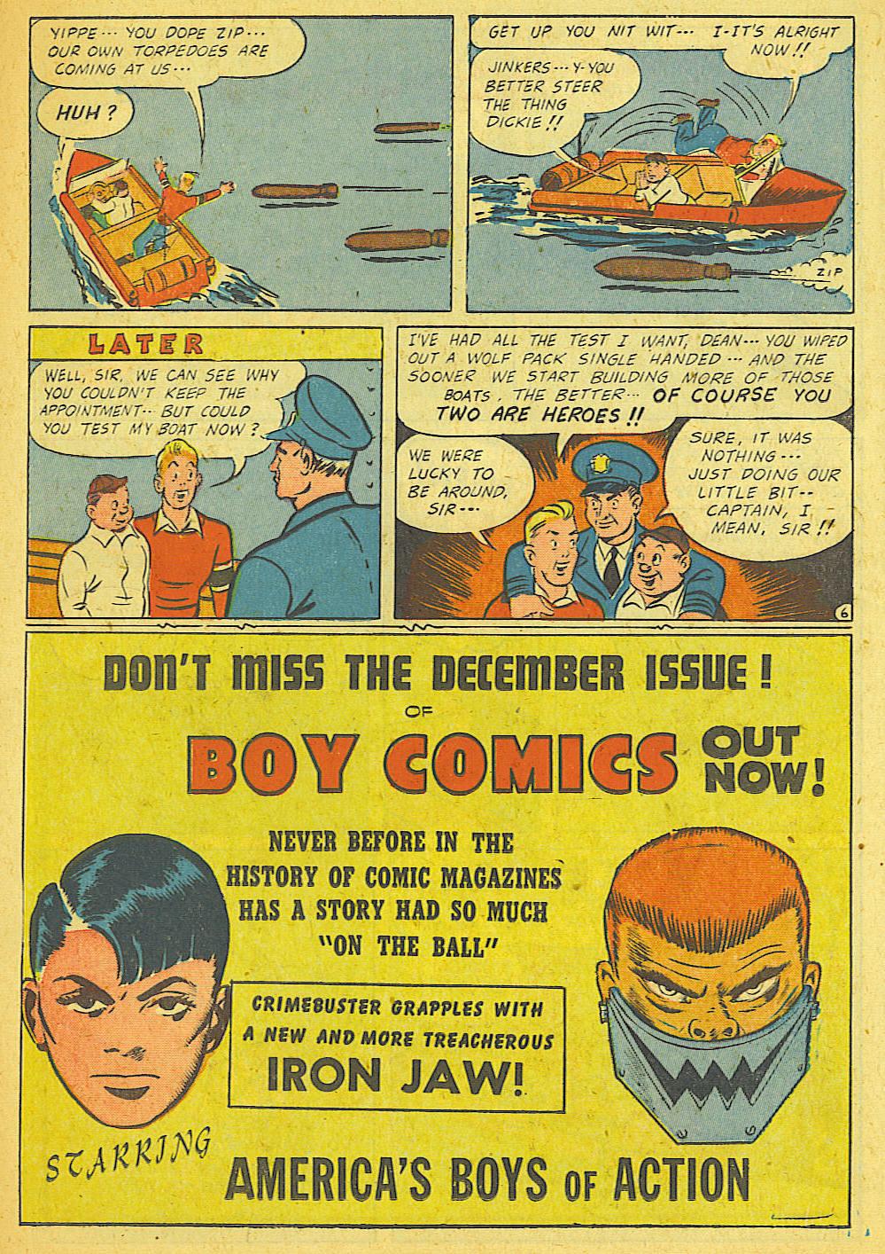 Daredevil (1941) issue 21 - Page 40
