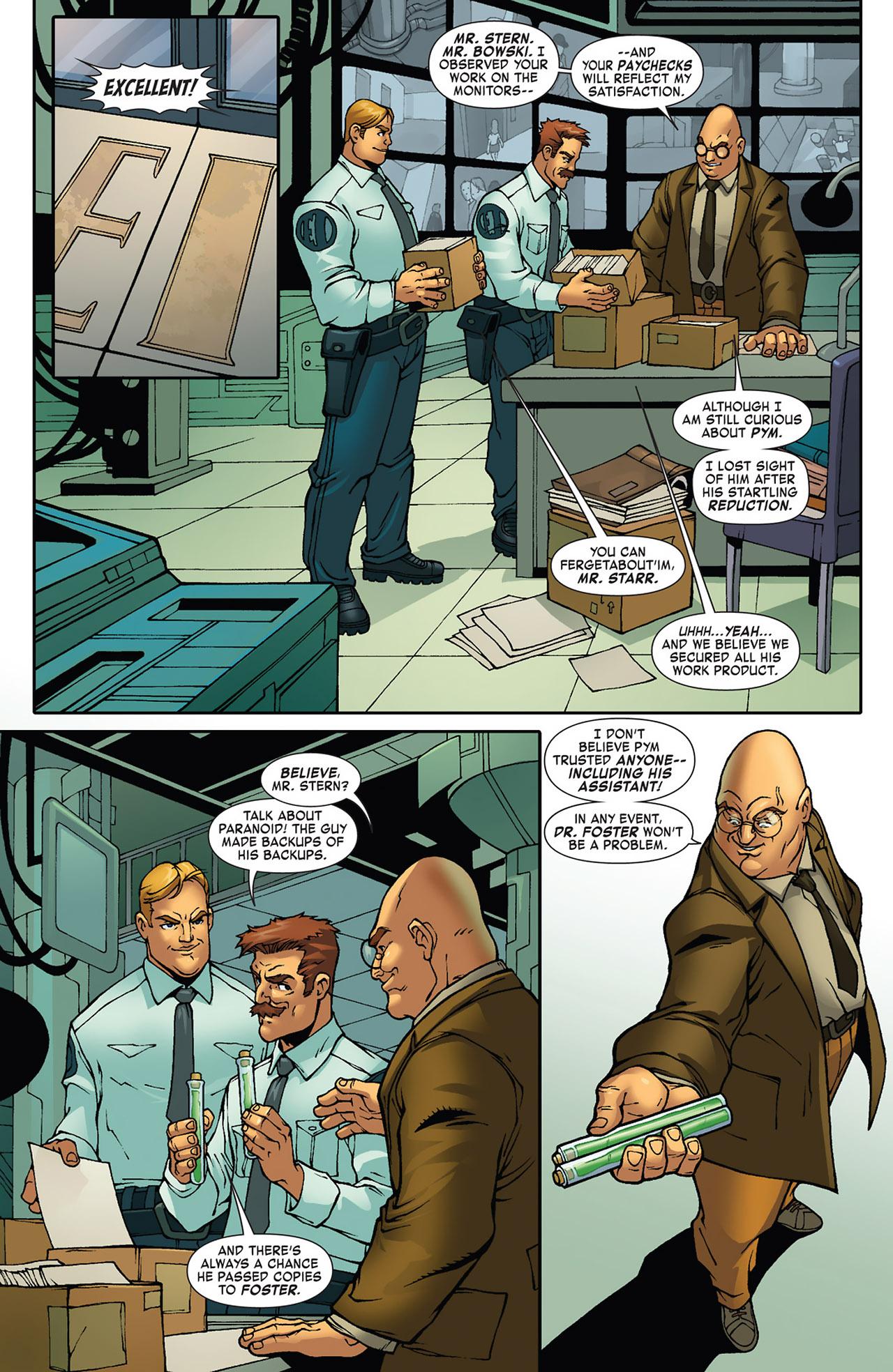 Read online Ant-Man: Season One comic -  Issue #Ant-Man: Season One Full - 24