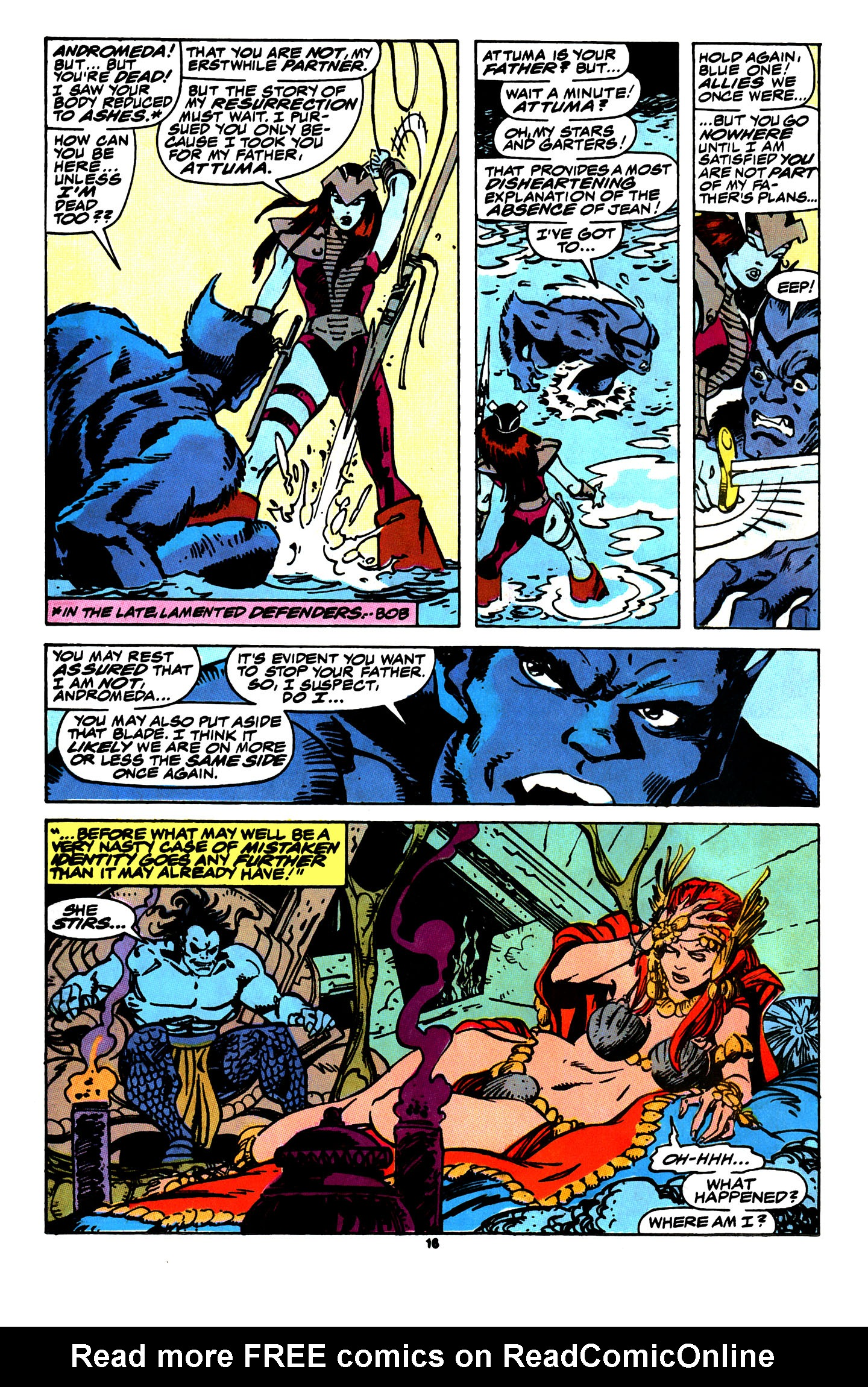 Read online X-Factor (1986) comic -  Issue # _ Annual 4 - 15
