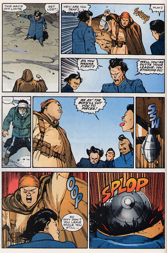 Read online Akira comic -  Issue #17 - 29