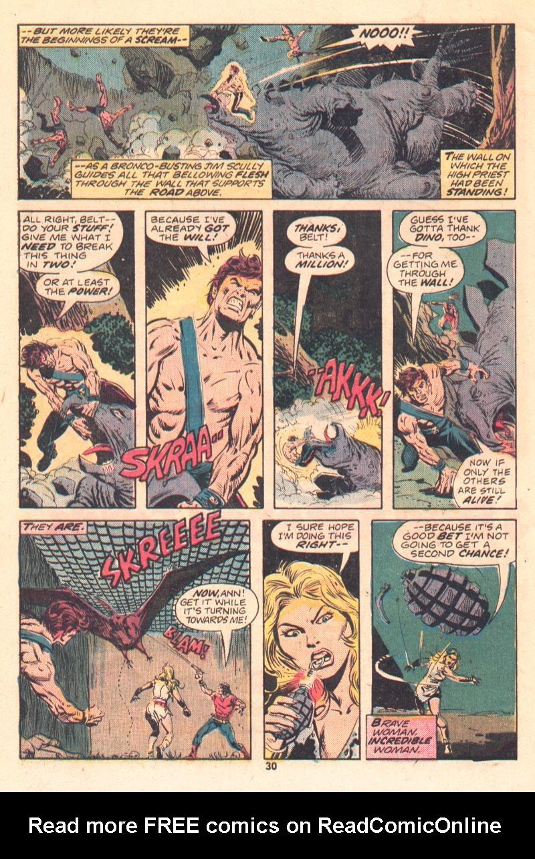 Read online Skull The Slayer comic -  Issue #7 - 17