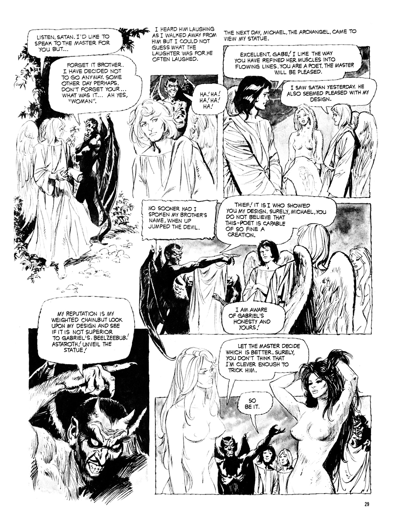 Read online Eerie Archives comic -  Issue # TPB 10 - 30