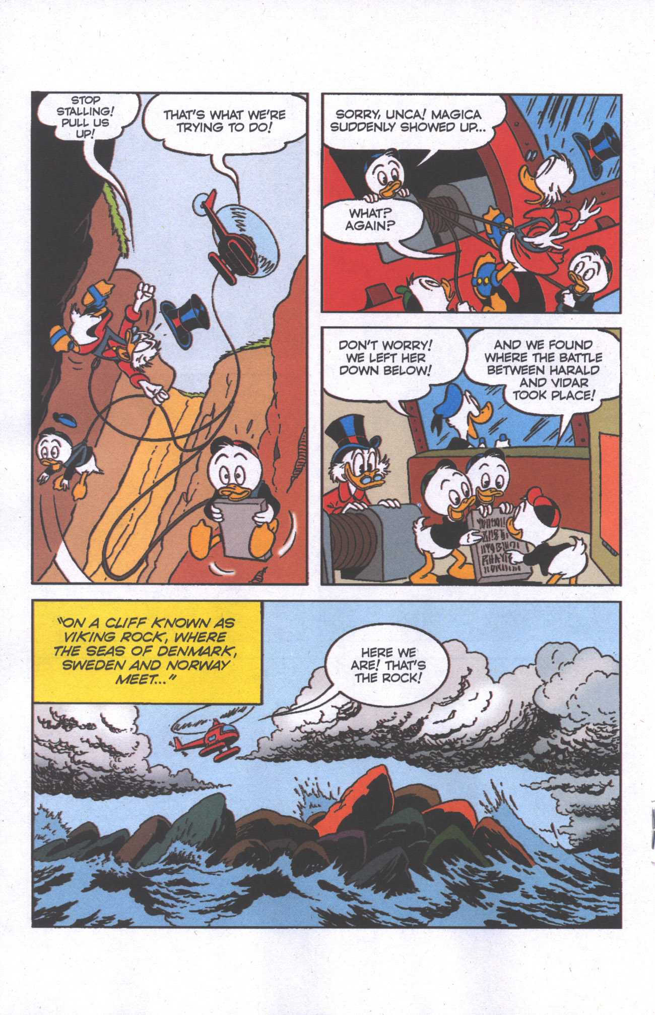 Read online Uncle Scrooge (1953) comic -  Issue #386 - 15