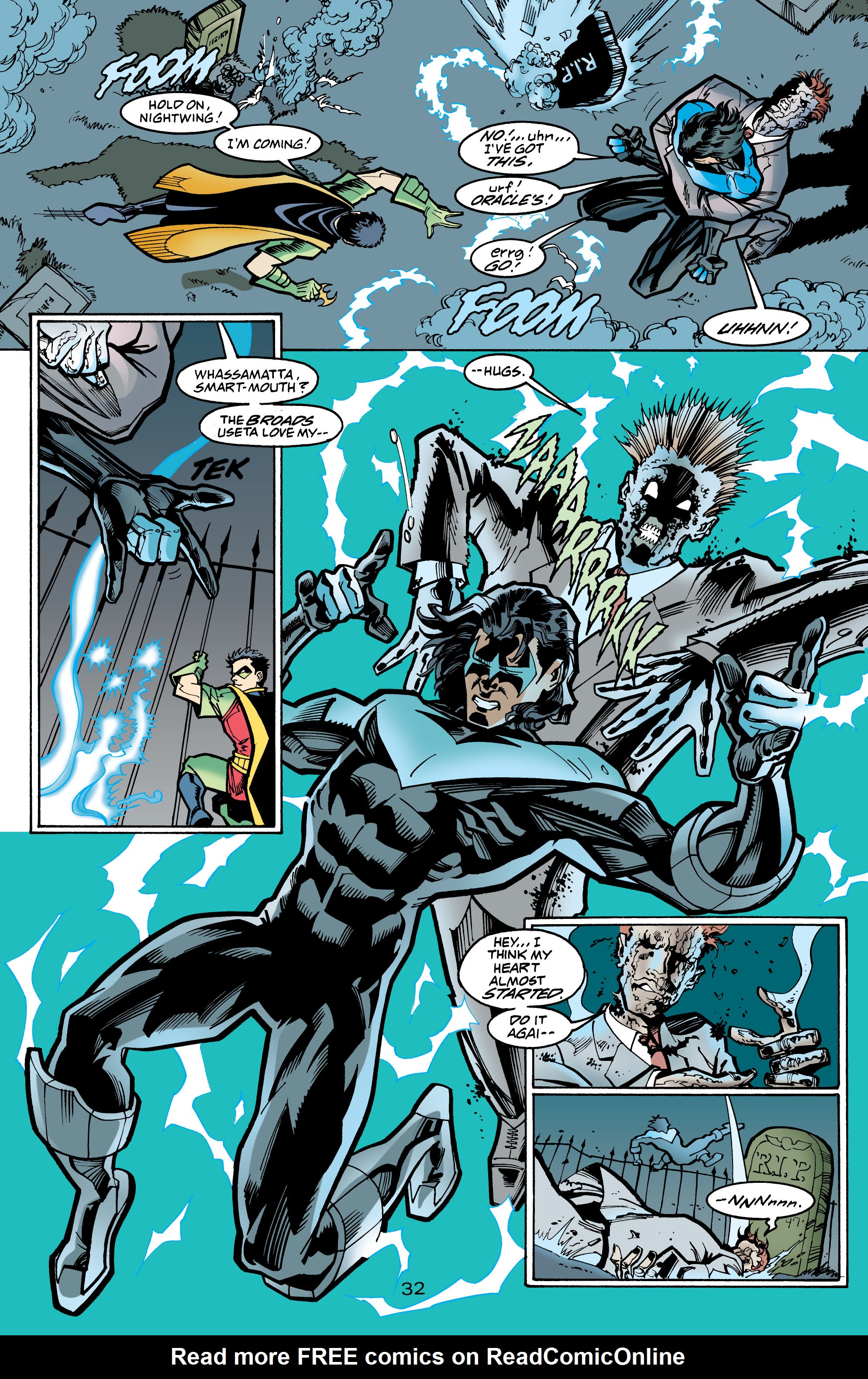 Read online Batman: Day of Judgment comic -  Issue # Full - 33
