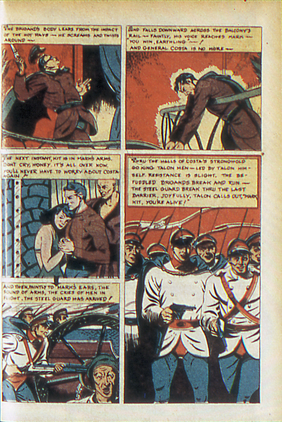 Read online Adventure Comics (1938) comic -  Issue #61 - 18