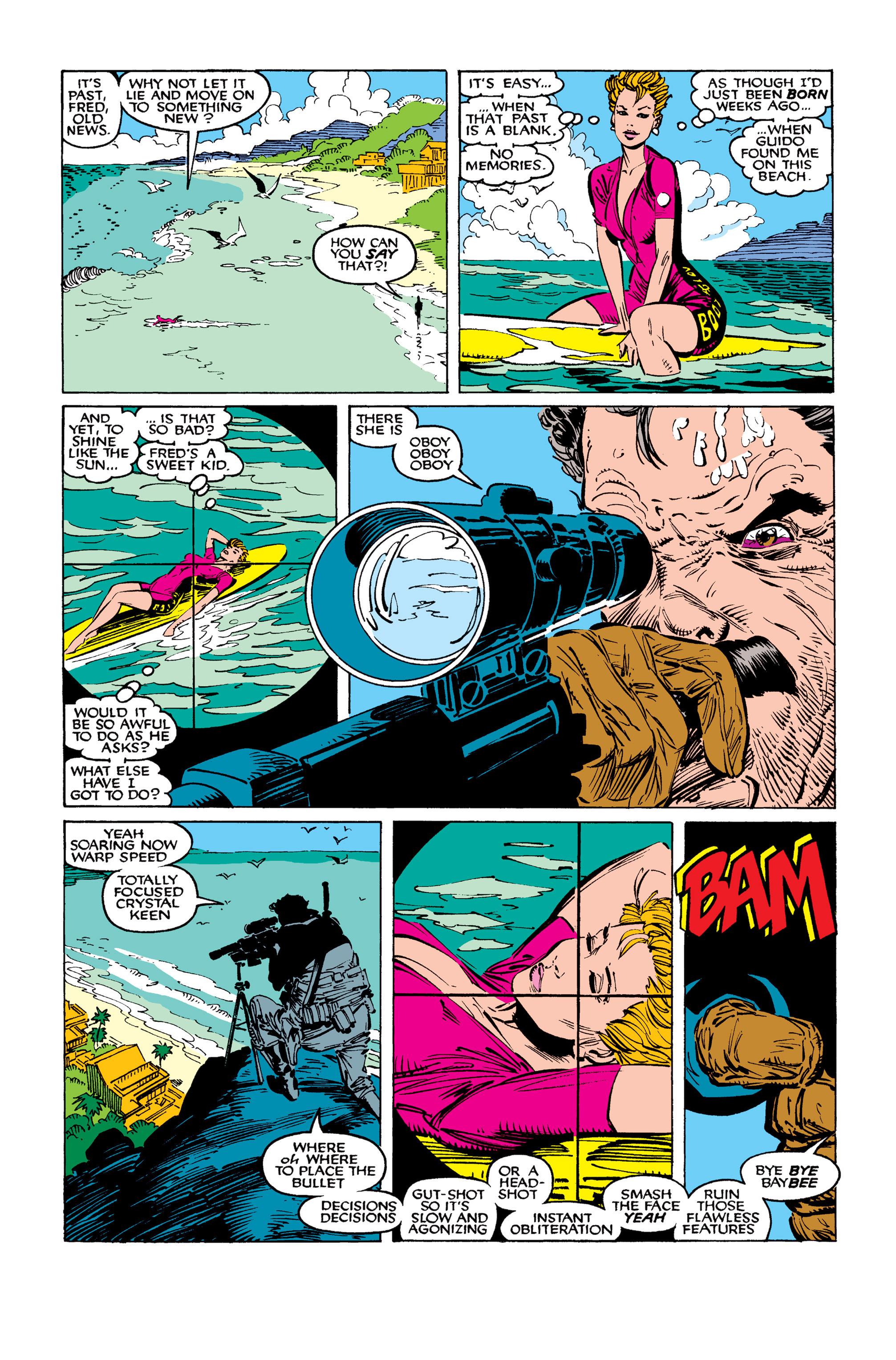 Read online Uncanny X-Men (1963) comic -  Issue #260 - 6
